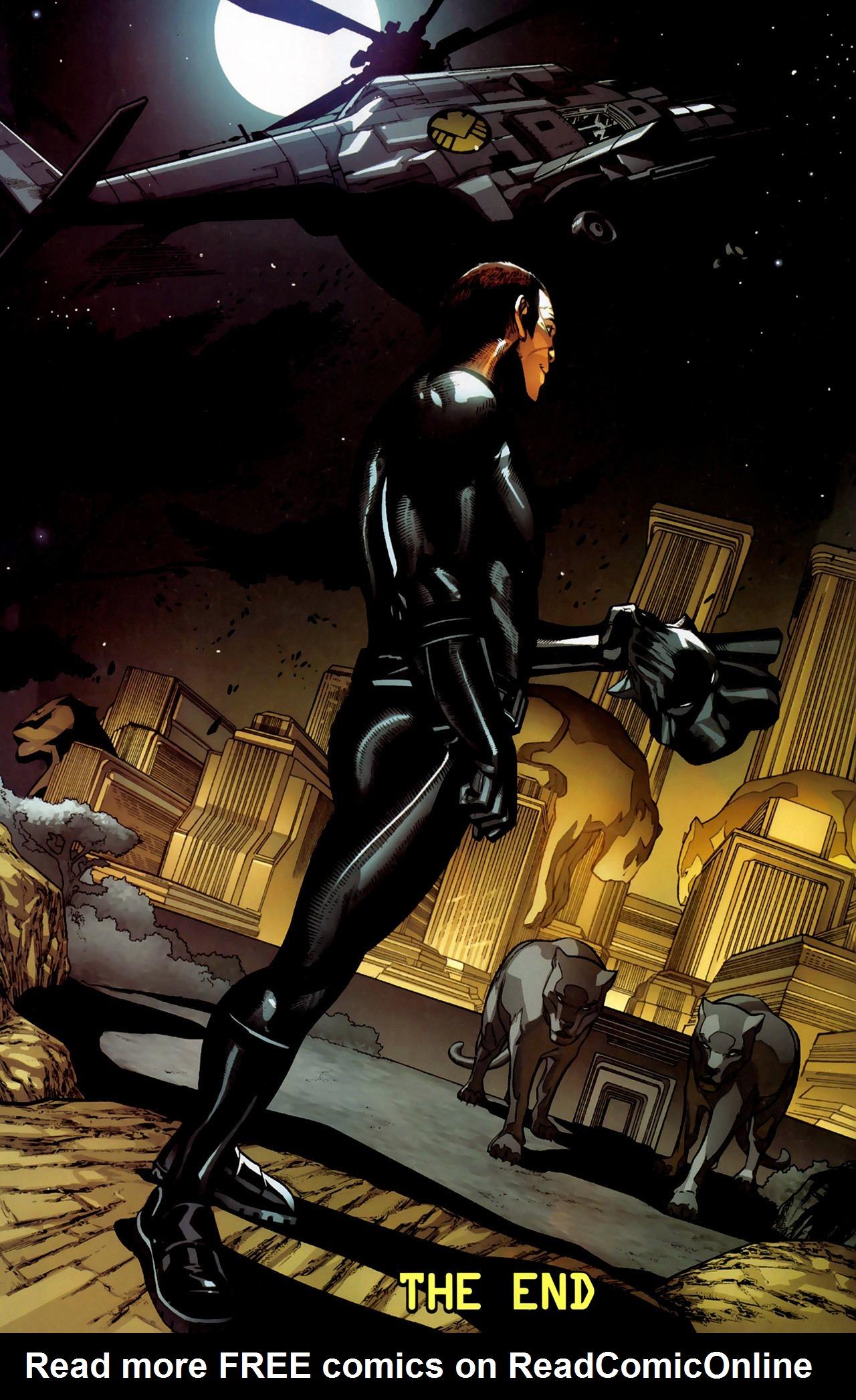 Read online Ultimate Captain America (2008) comic -  Issue # Full - 31