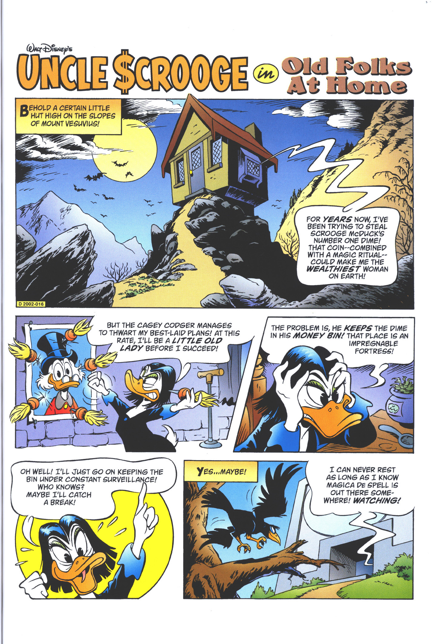 Read online Uncle Scrooge (1953) comic -  Issue #359 - 33