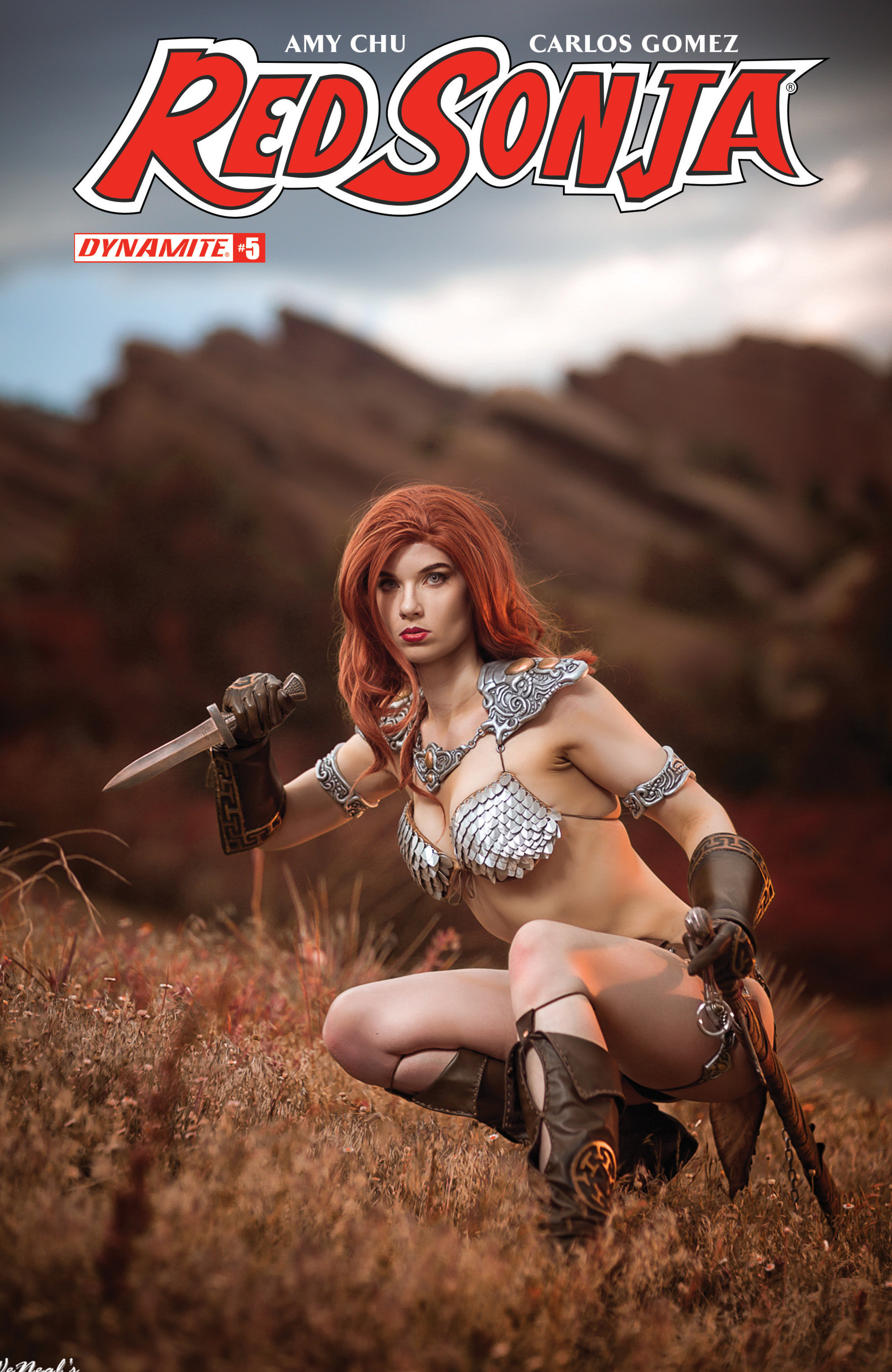 Read online Red Sonja Vol. 4 comic -  Issue #5 - 4