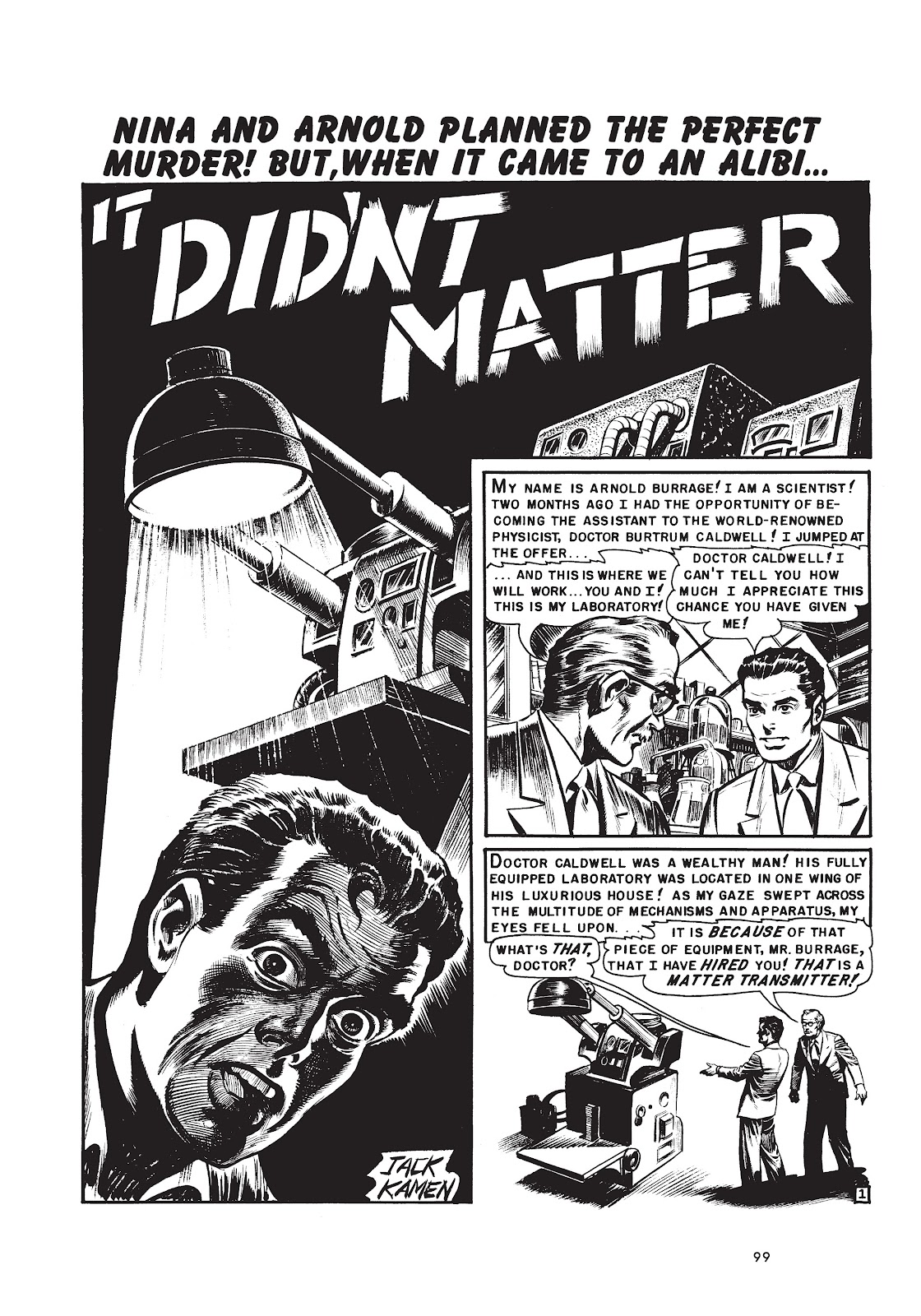 Read online The Martian Monster and Other Stories comic -  Issue # TPB (Part 2) - 14