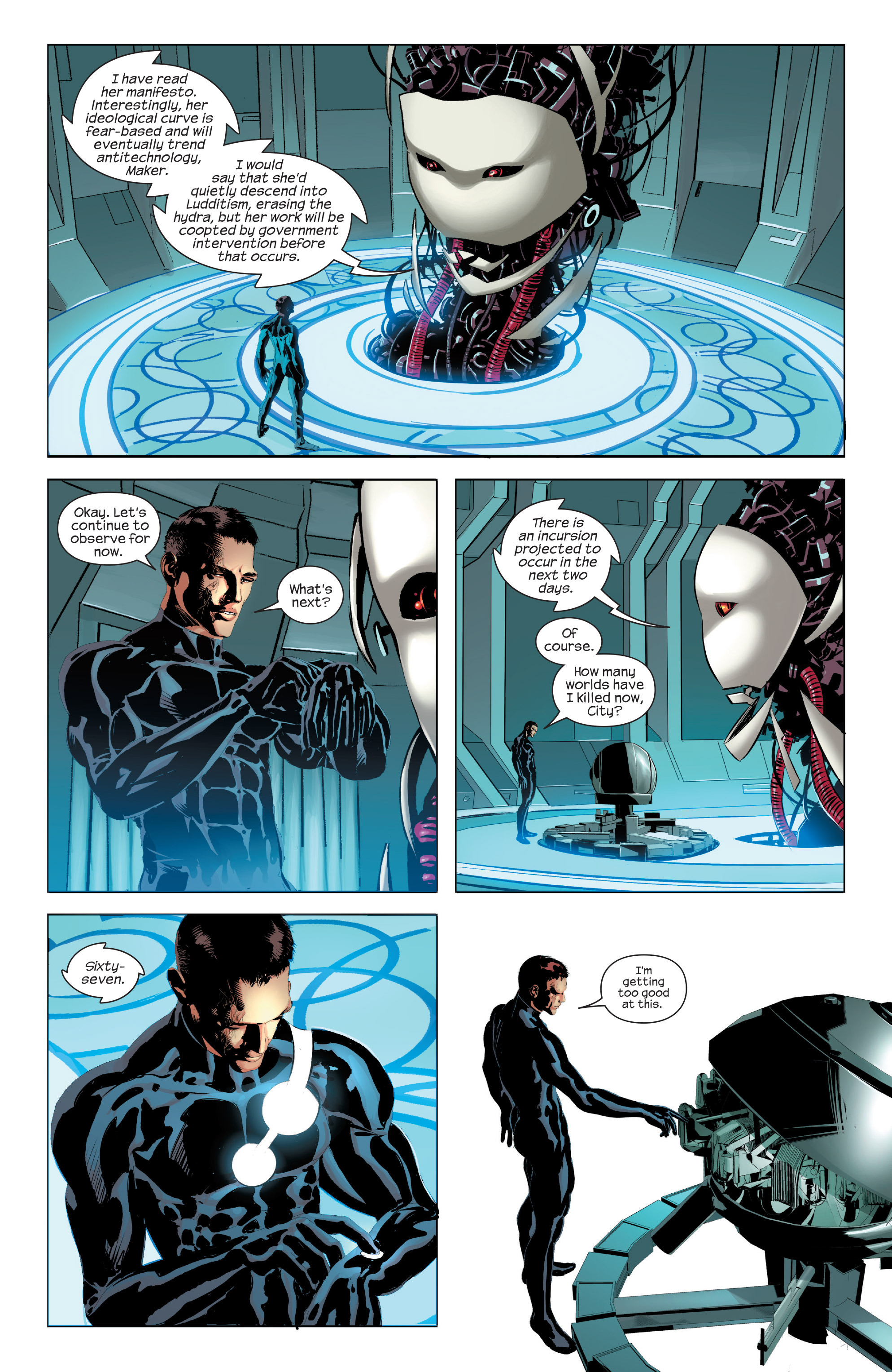 Read online Avengers (2013) comic -  Issue #41 - 9
