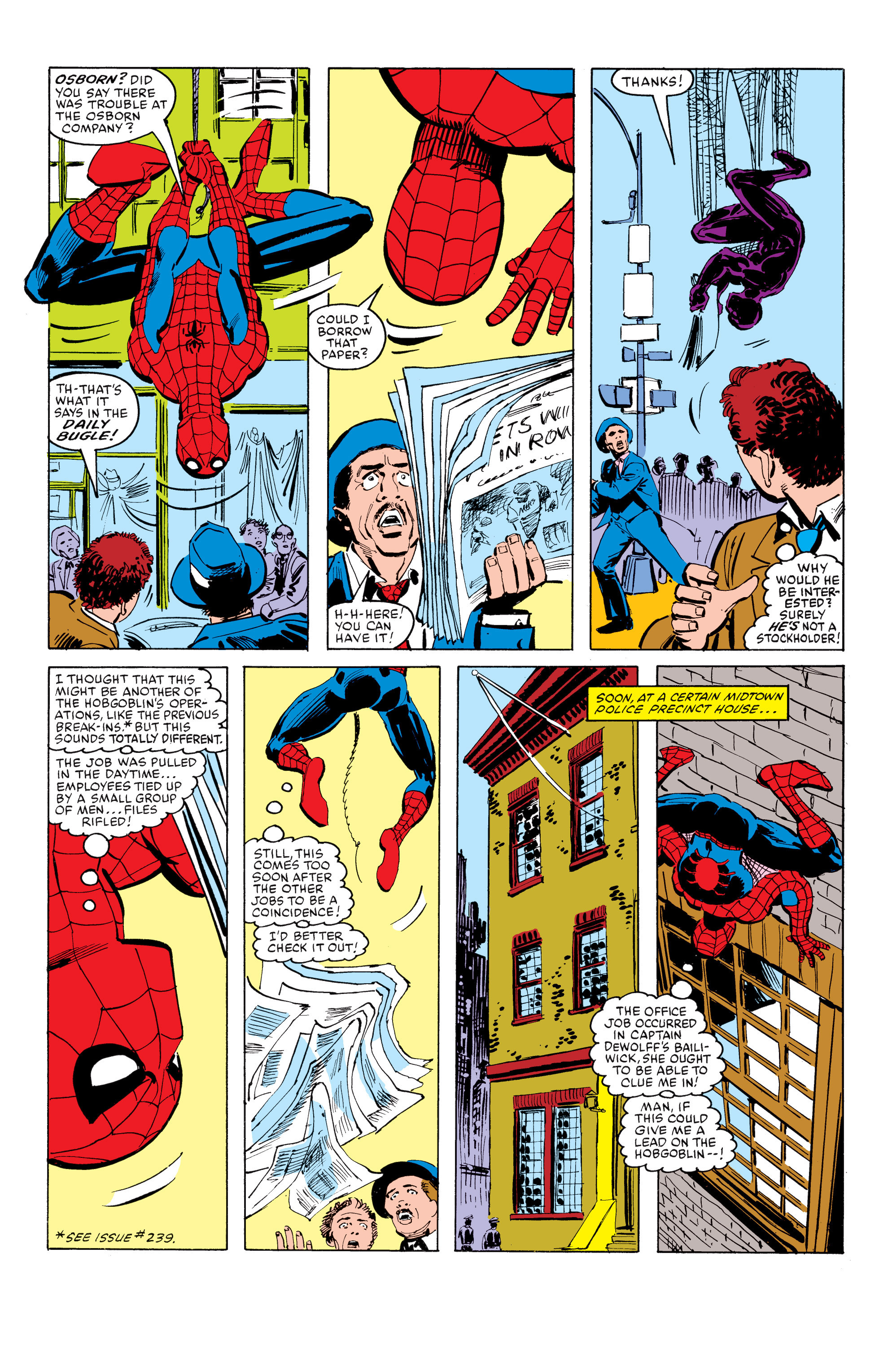 The Amazing Spider-Man (1963) 244 Page 10