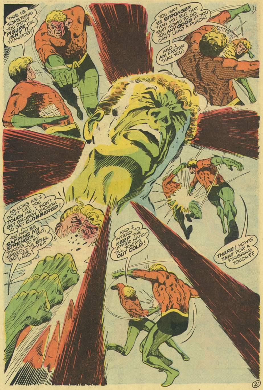 Read online Aquaman (1962) comic -  Issue #54 - 26