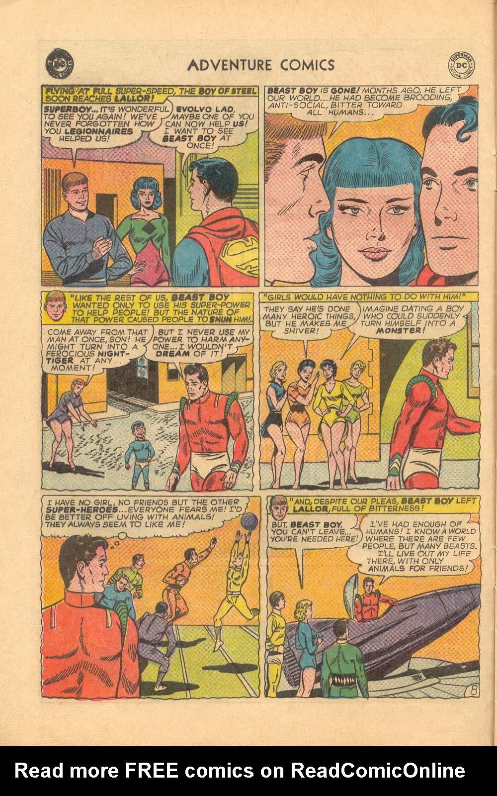 Read online Adventure Comics (1938) comic -  Issue #339 - 12