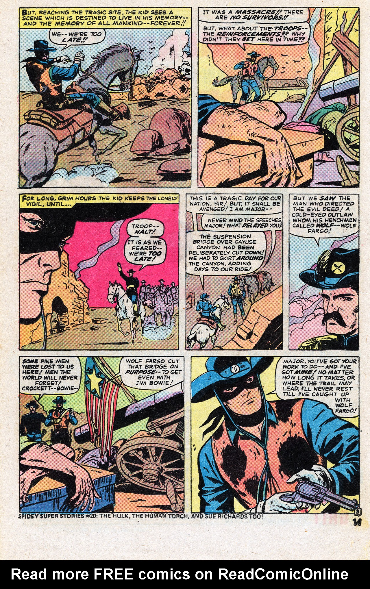 Read online Two-Gun Kid comic -  Issue #134 - 16