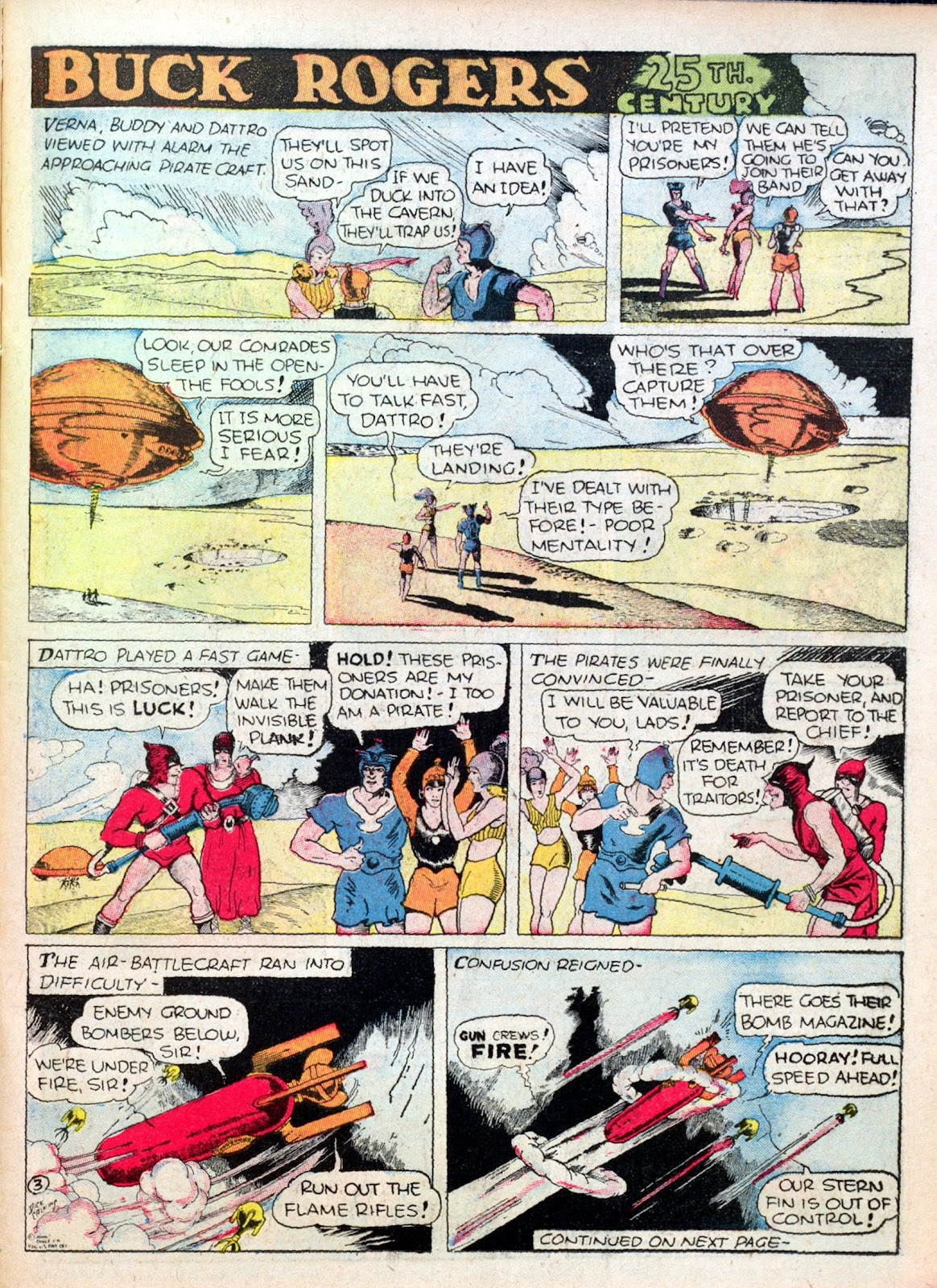 Read online Famous Funnies comic -  Issue #27 - 19