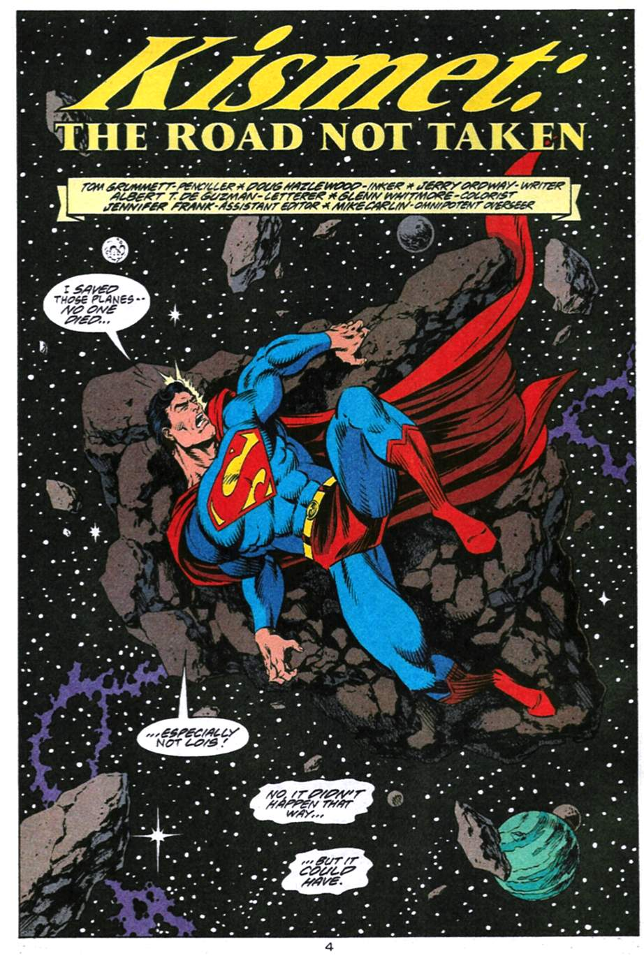 Read online Adventures of Superman (1987) comic -  Issue #494 - 5