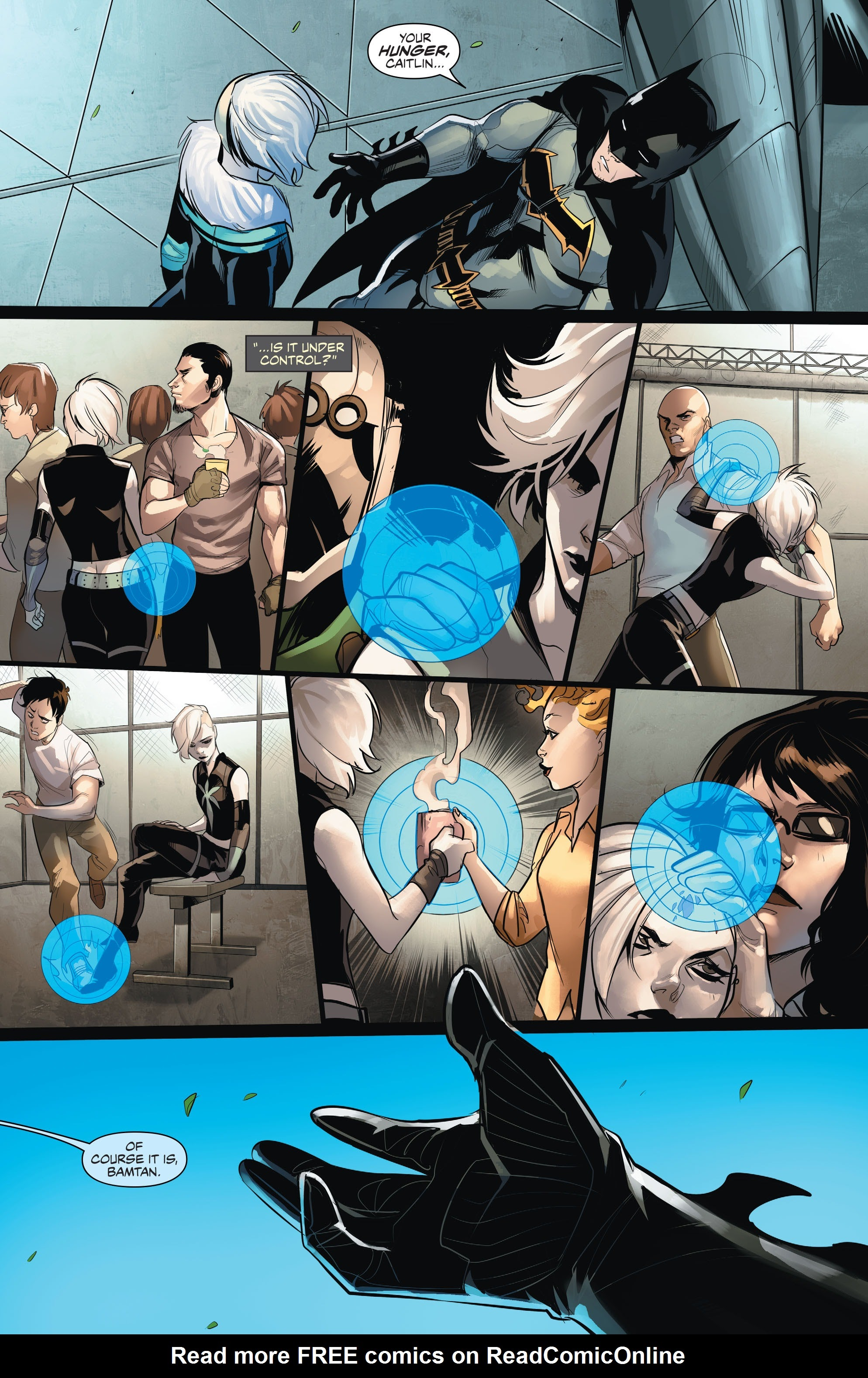 Read online Justice League of America: Killer Frost - Rebirth comic -  Issue # Full - 22