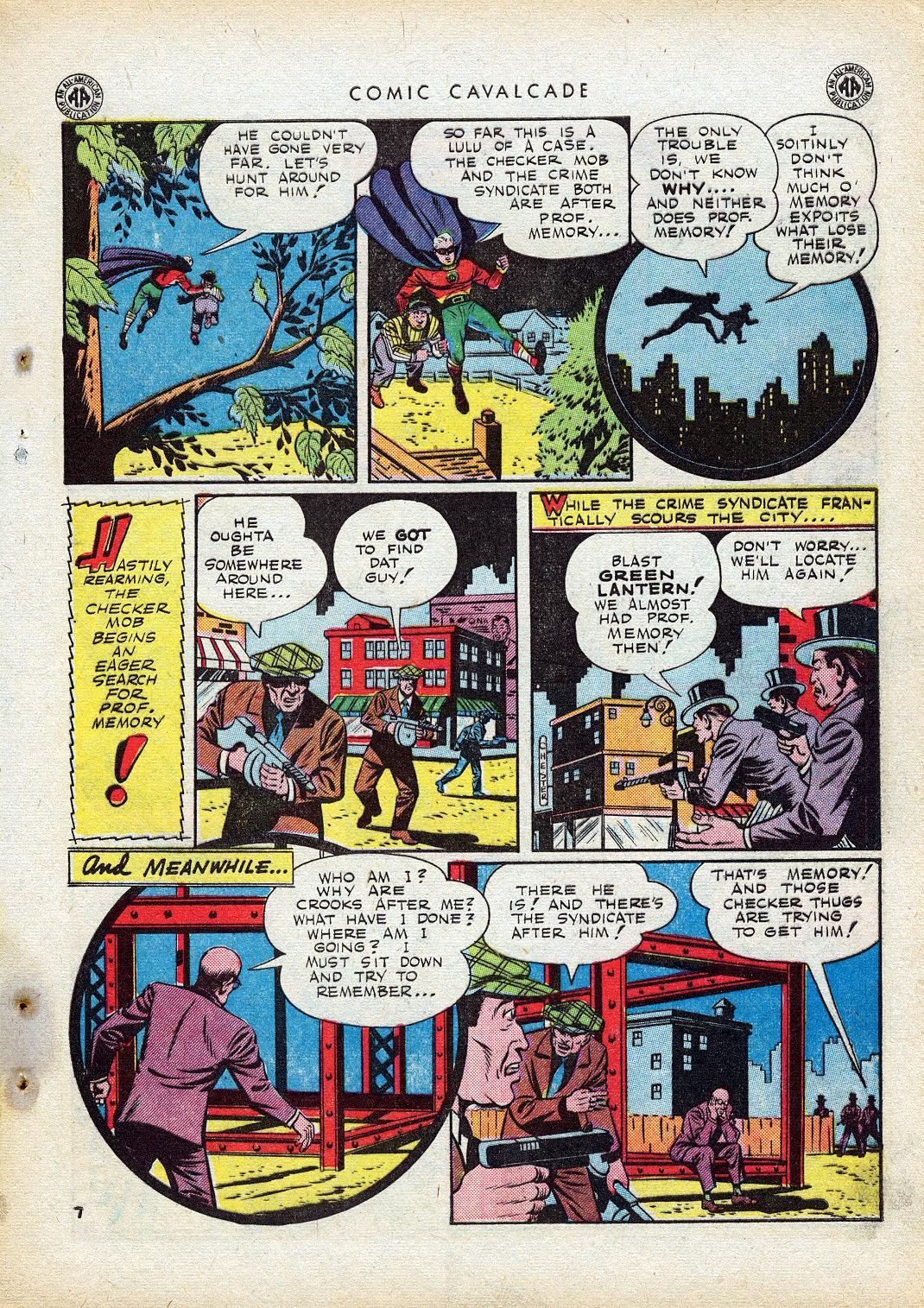 Comic Cavalcade issue 10 - Page 45