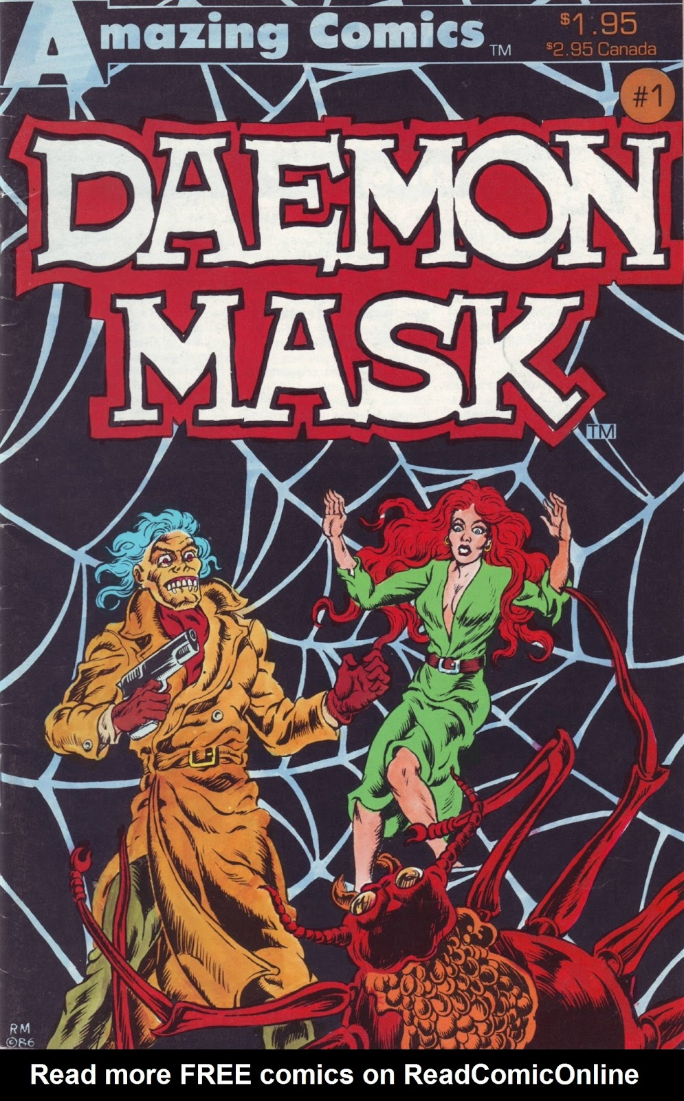 Daemon Mask issue Full - Page 1