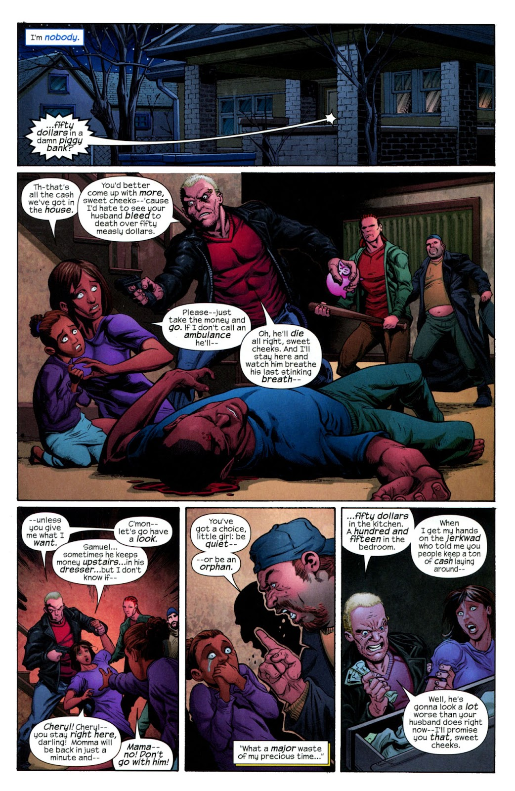 Web of Spider-Man (2009) Issue #5 #5 - English 36