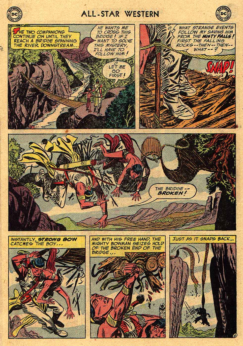 Read online All-Star Western (1951) comic -  Issue #80 - 14