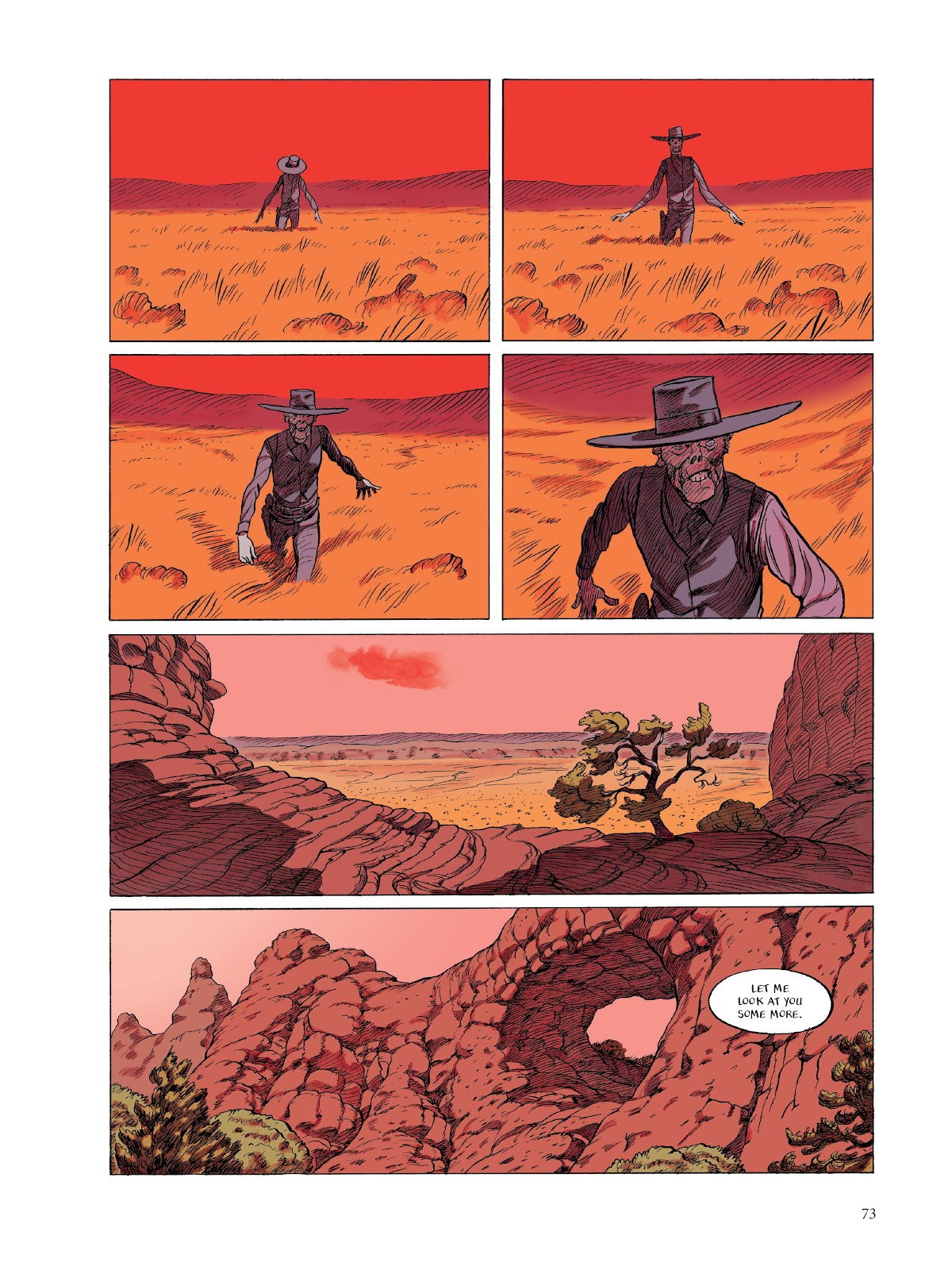 Read online The Smell of Starving Boys comic -  Issue # TPB - 74