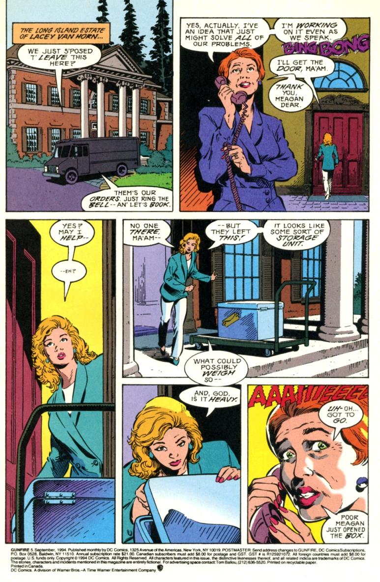 Read online Gunfire comic -  Issue #5 - 3