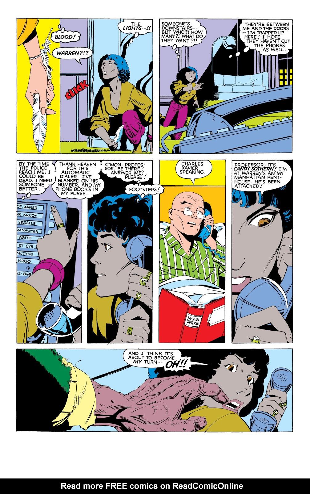 Uncanny X-Men (1963) issue 169 - Page 3