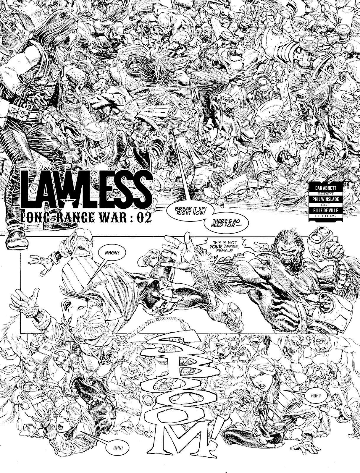 Judge Dredd Megazine (Vol. 5) Issue #381 #180 - English 53