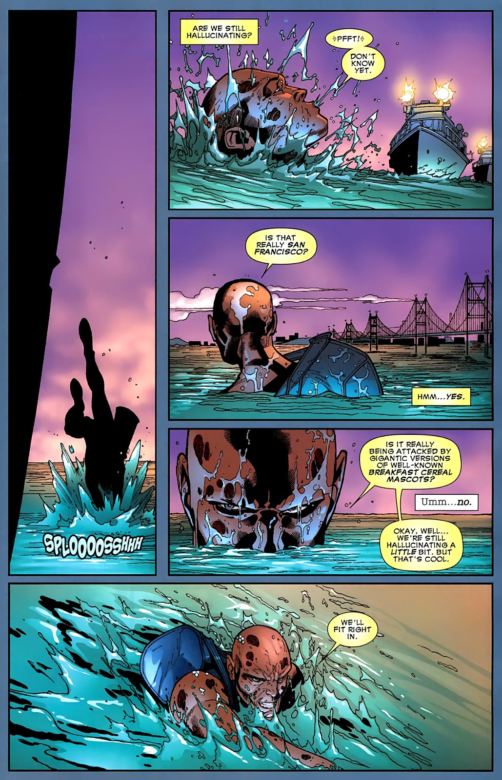 Read online Deadpool (2008) comic -  Issue #15 - 18