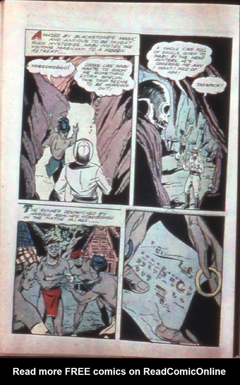 Read online Super-Magician Comics comic -  Issue #7 - 18