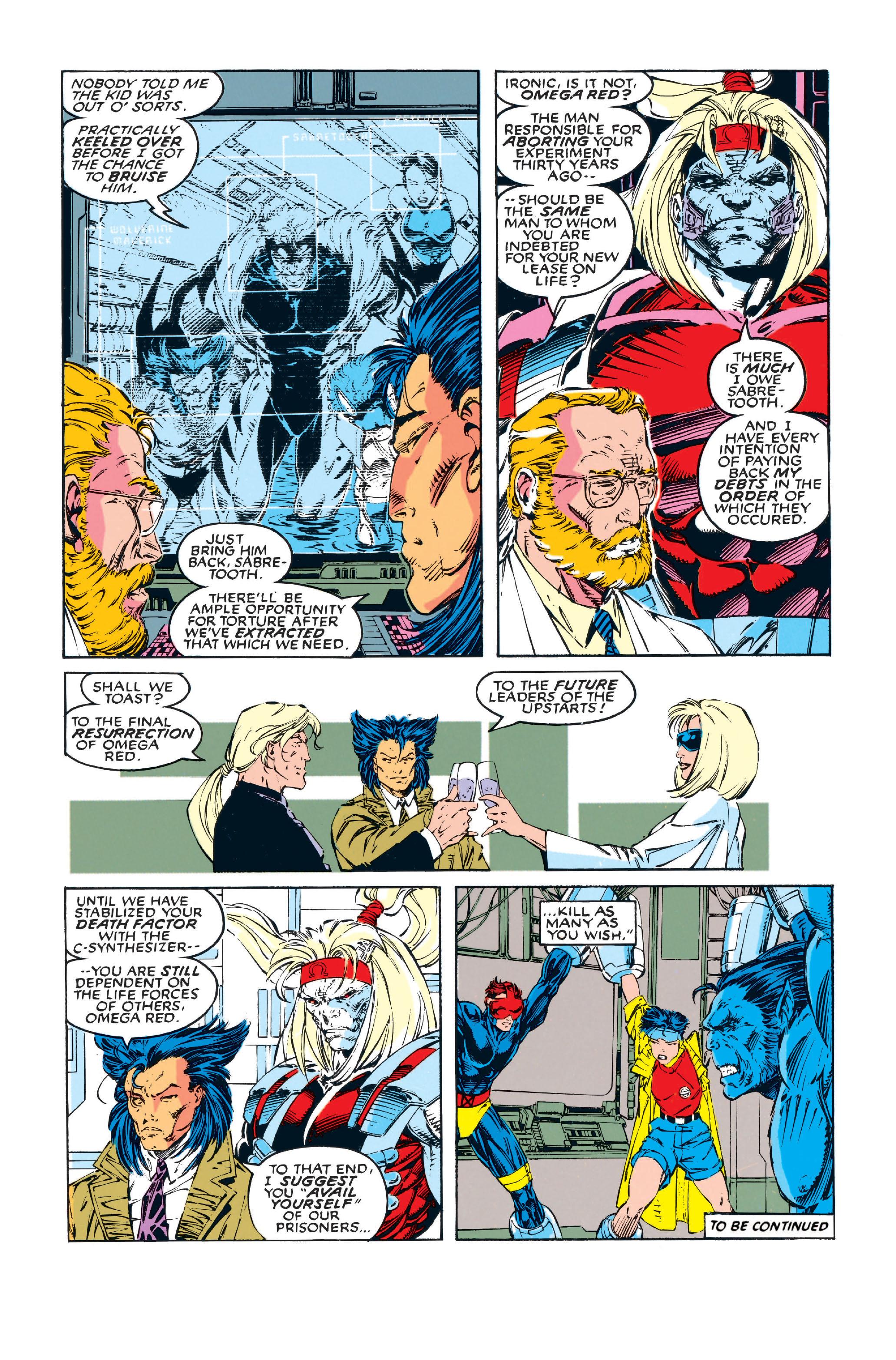 X-Men (1991) 6 Page 21