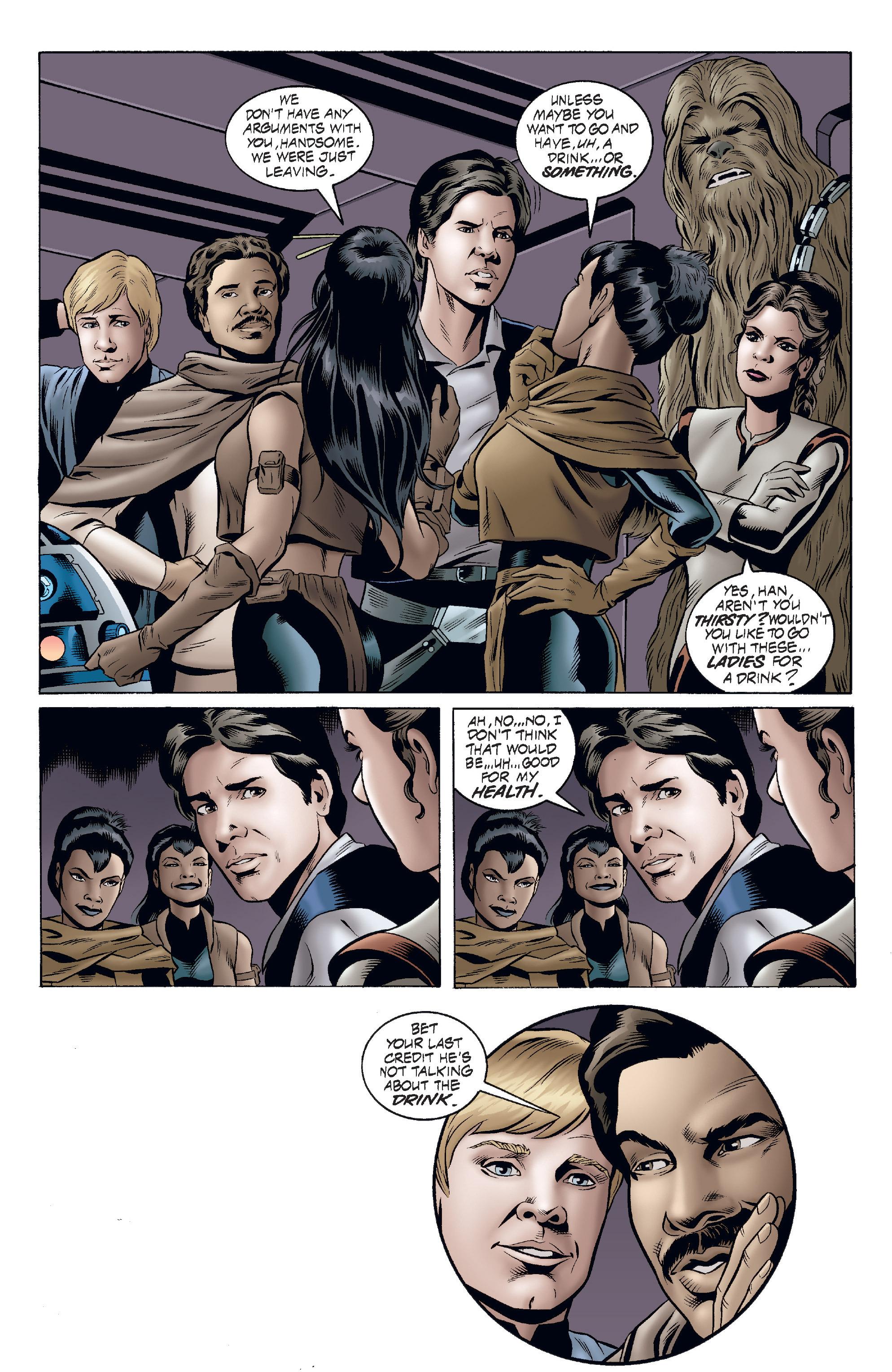 Read online Star Wars Omnibus comic -  Issue # Vol. 11 - 397