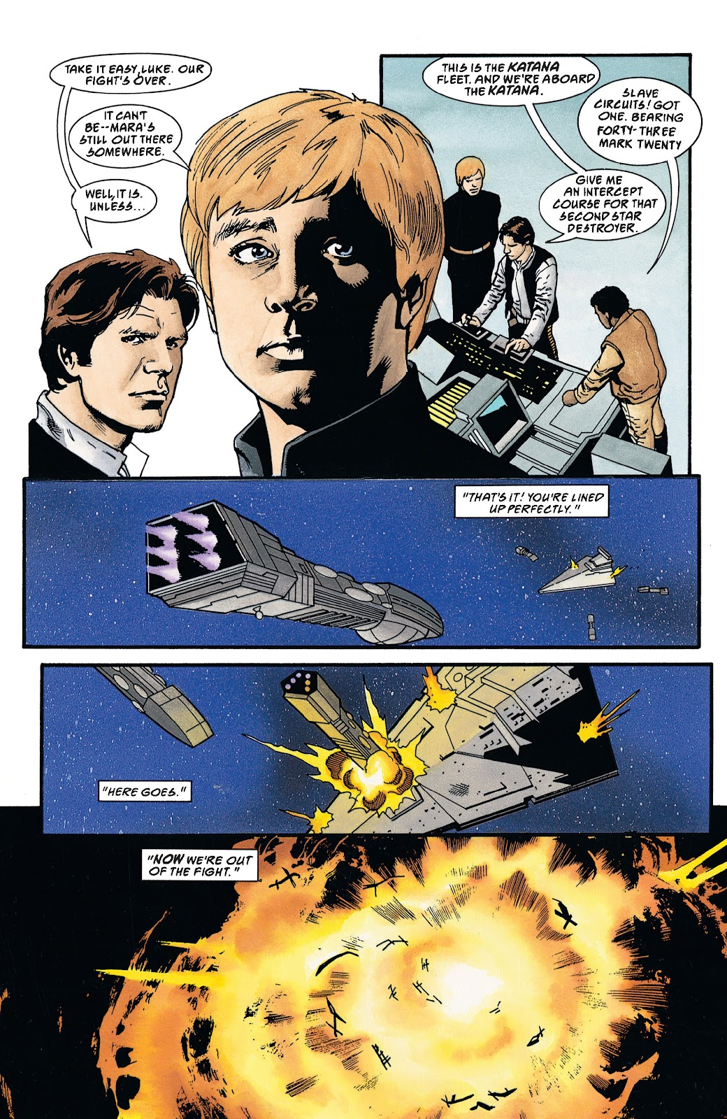Read online Star Wars Legends: The New Republic - Epic Collection comic -  Issue # TPB 4 (Part 3) - 95