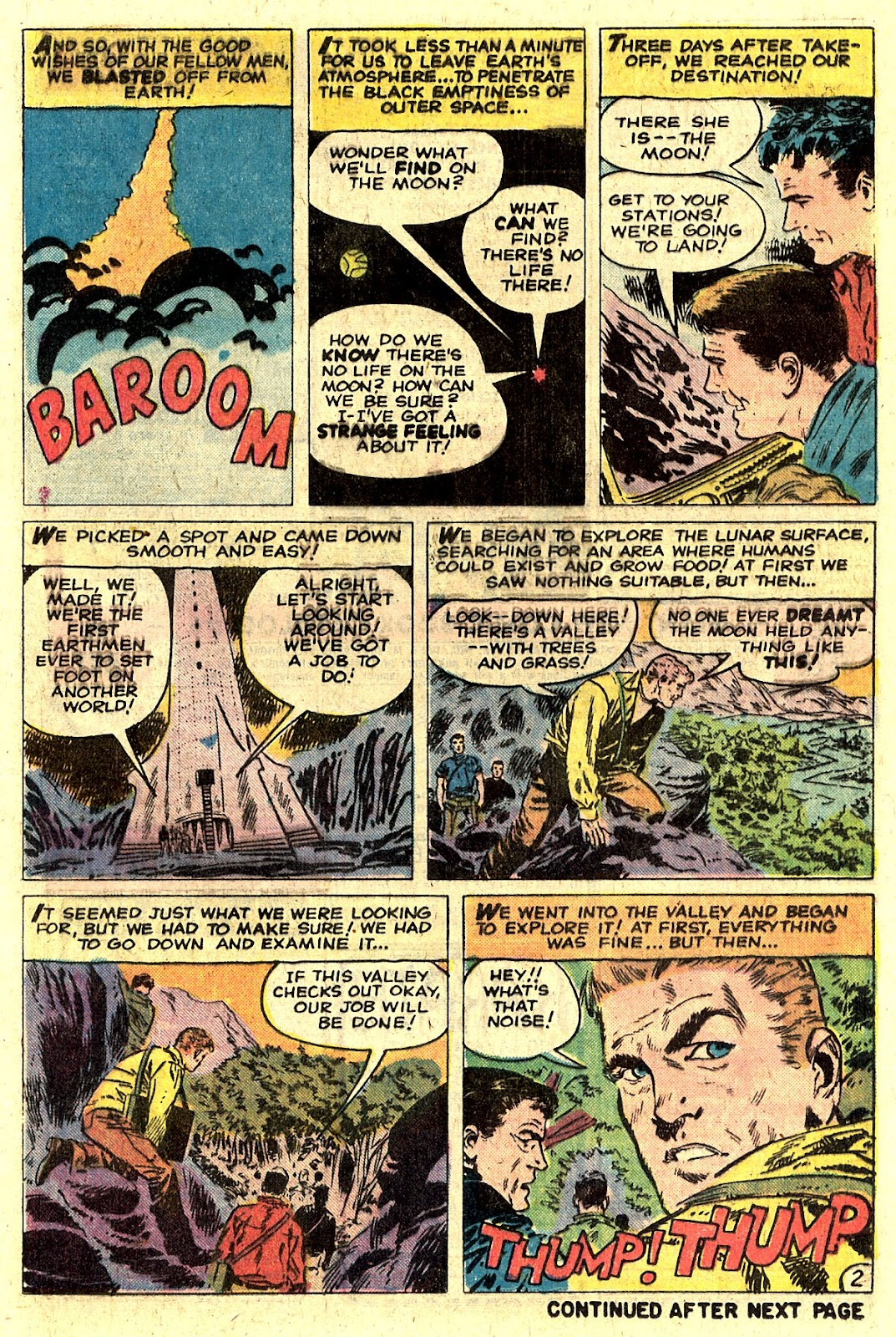 Journey Into Mystery (1972) issue 14 - Page 13