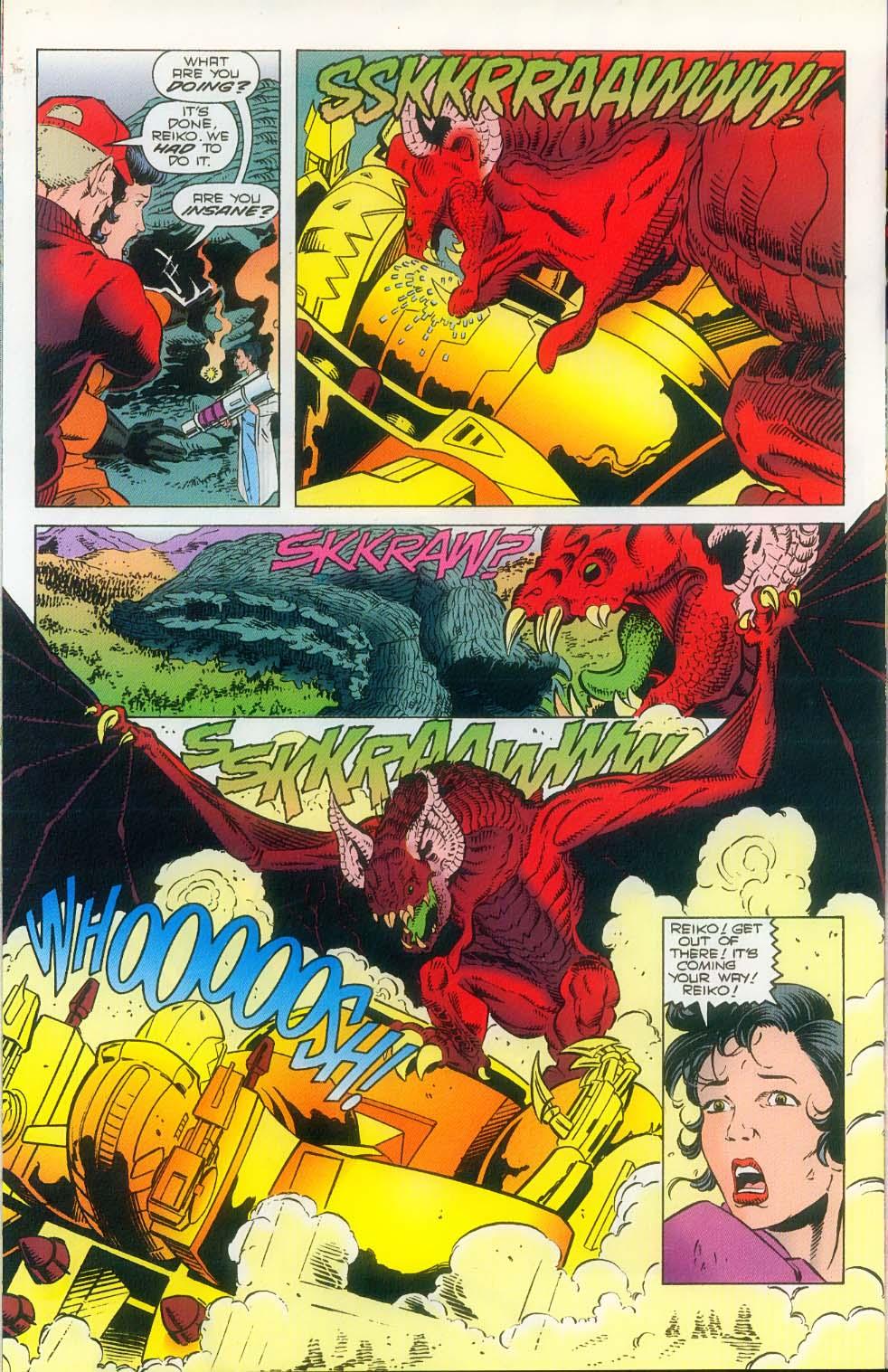 Godzilla (1995) Issue #3 #4 - English 24