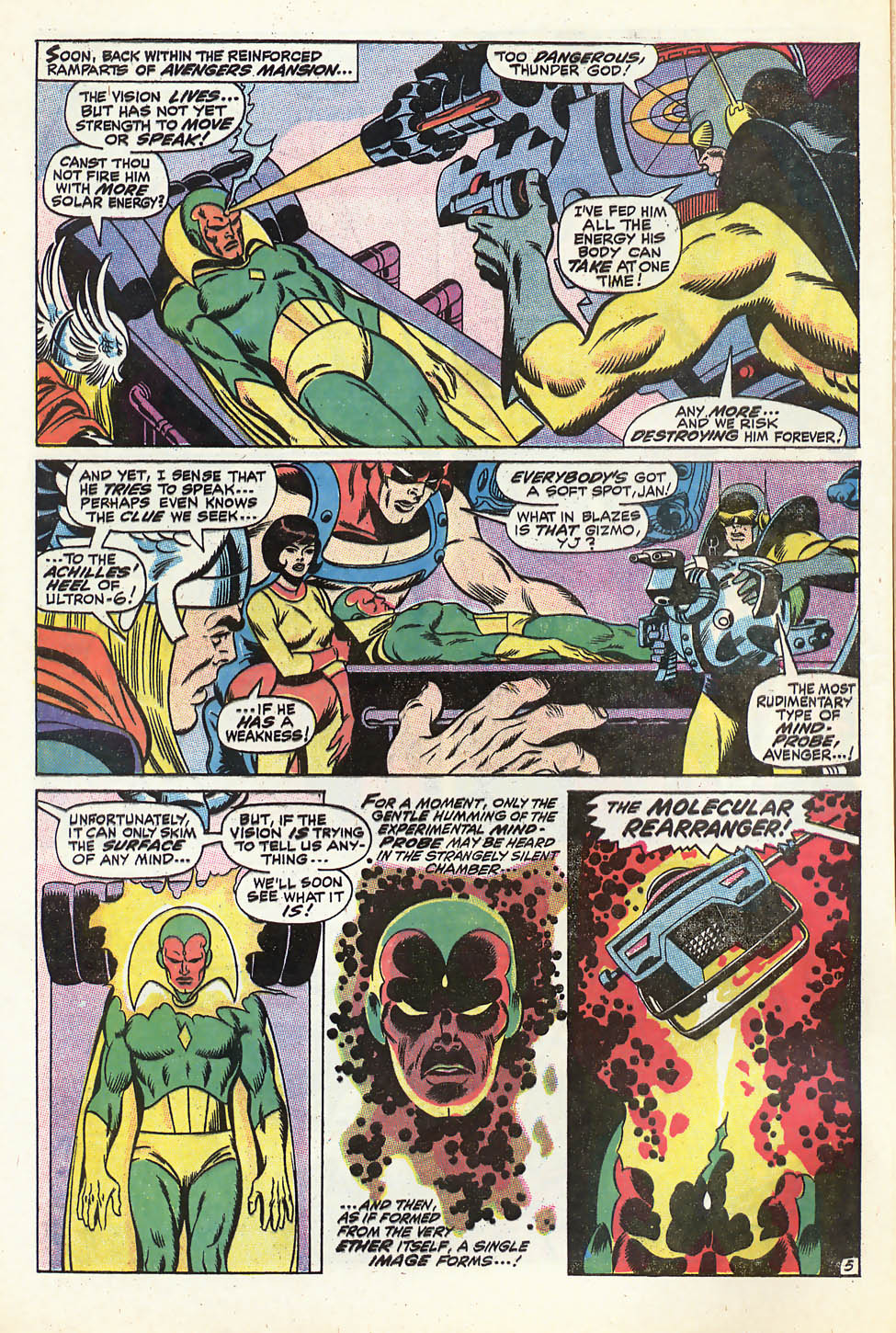 The Avengers (1963) 68 Page 5