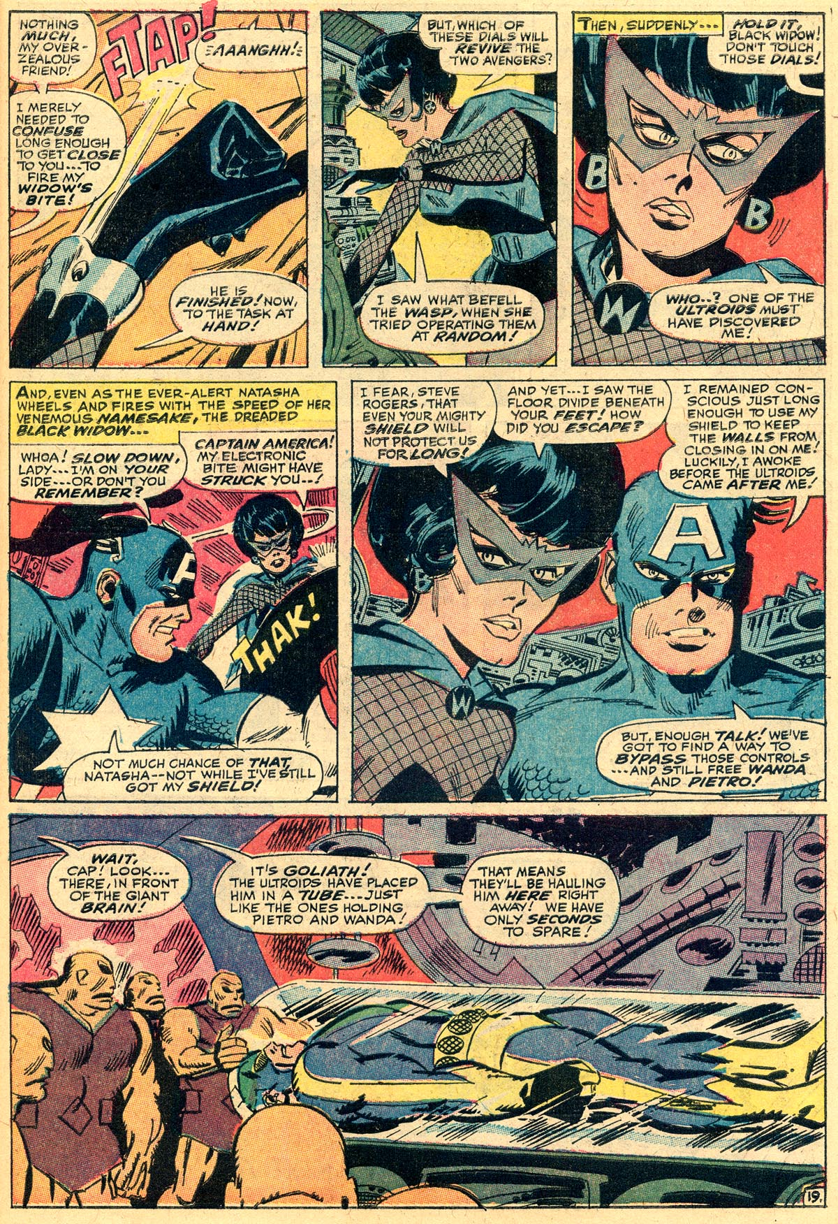 The Avengers (1963) 36 Page 26