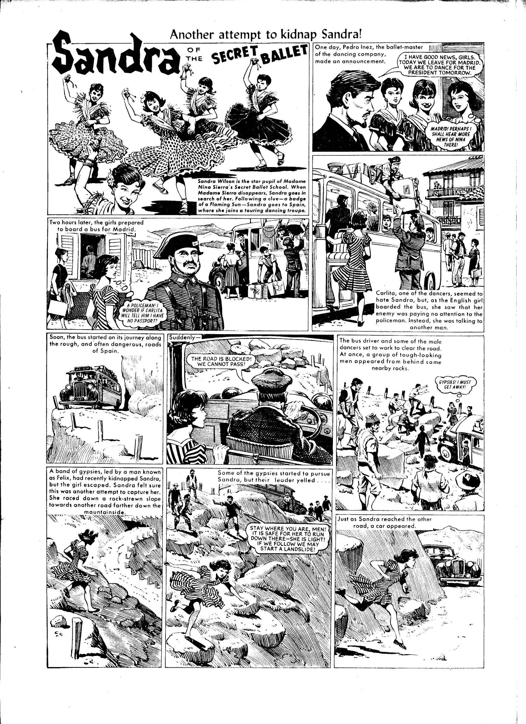 Read online Judy comic -  Issue #46 - 2