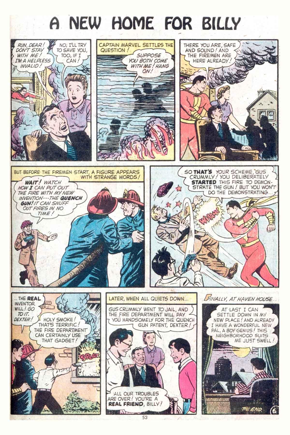 Read online Shazam! (1973) comic -  Issue #13 - 54