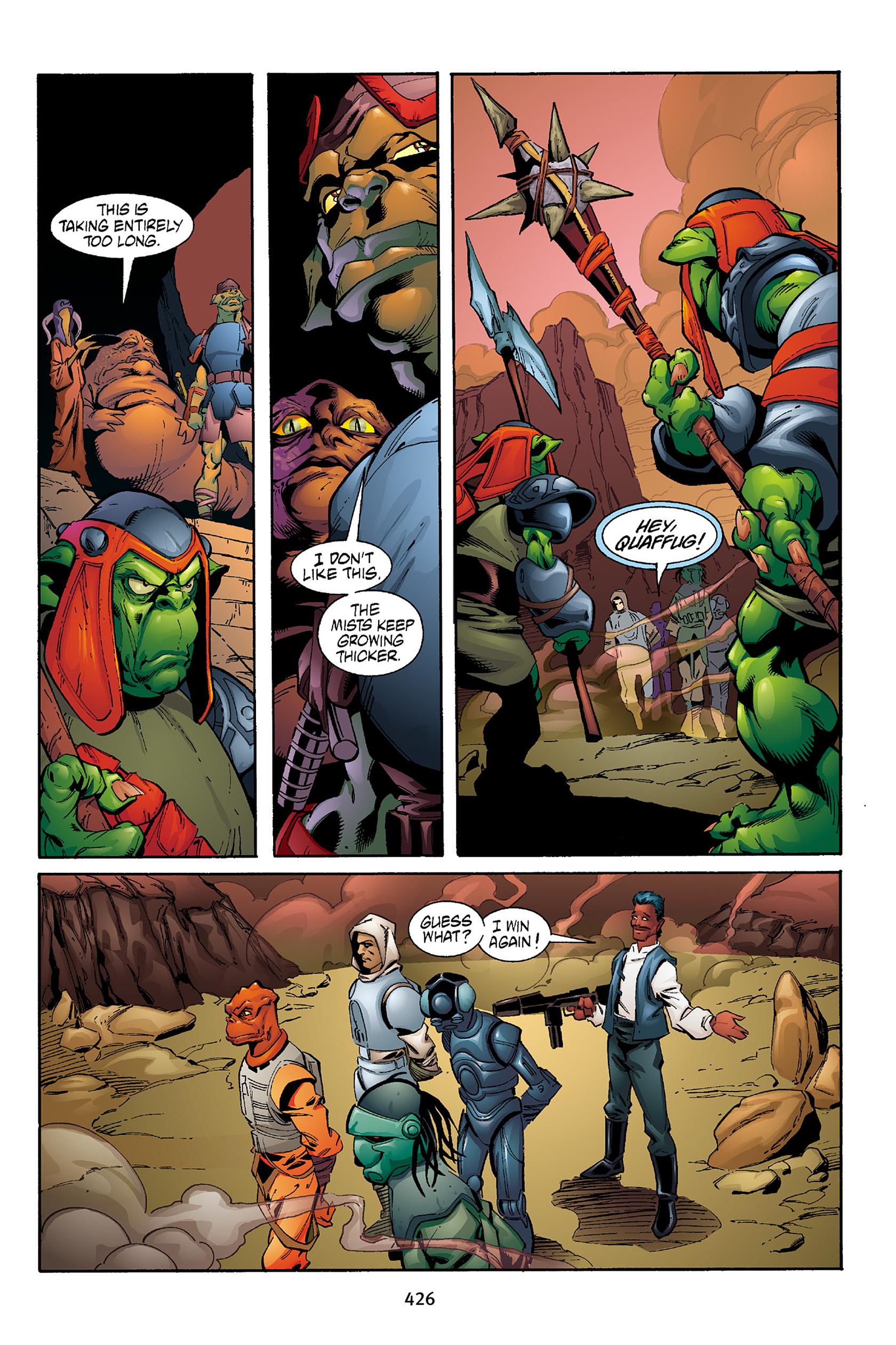 Read online Star Wars Omnibus comic -  Issue # Vol. 30 - 417