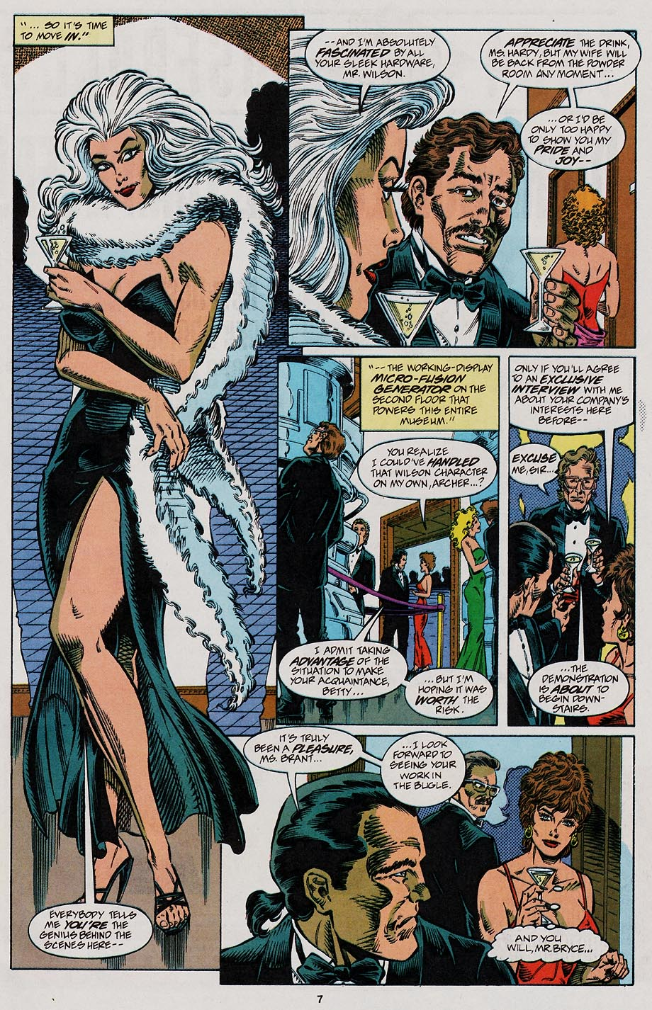 Web of Spider-Man (1985) Issue #113 #123 - English 7