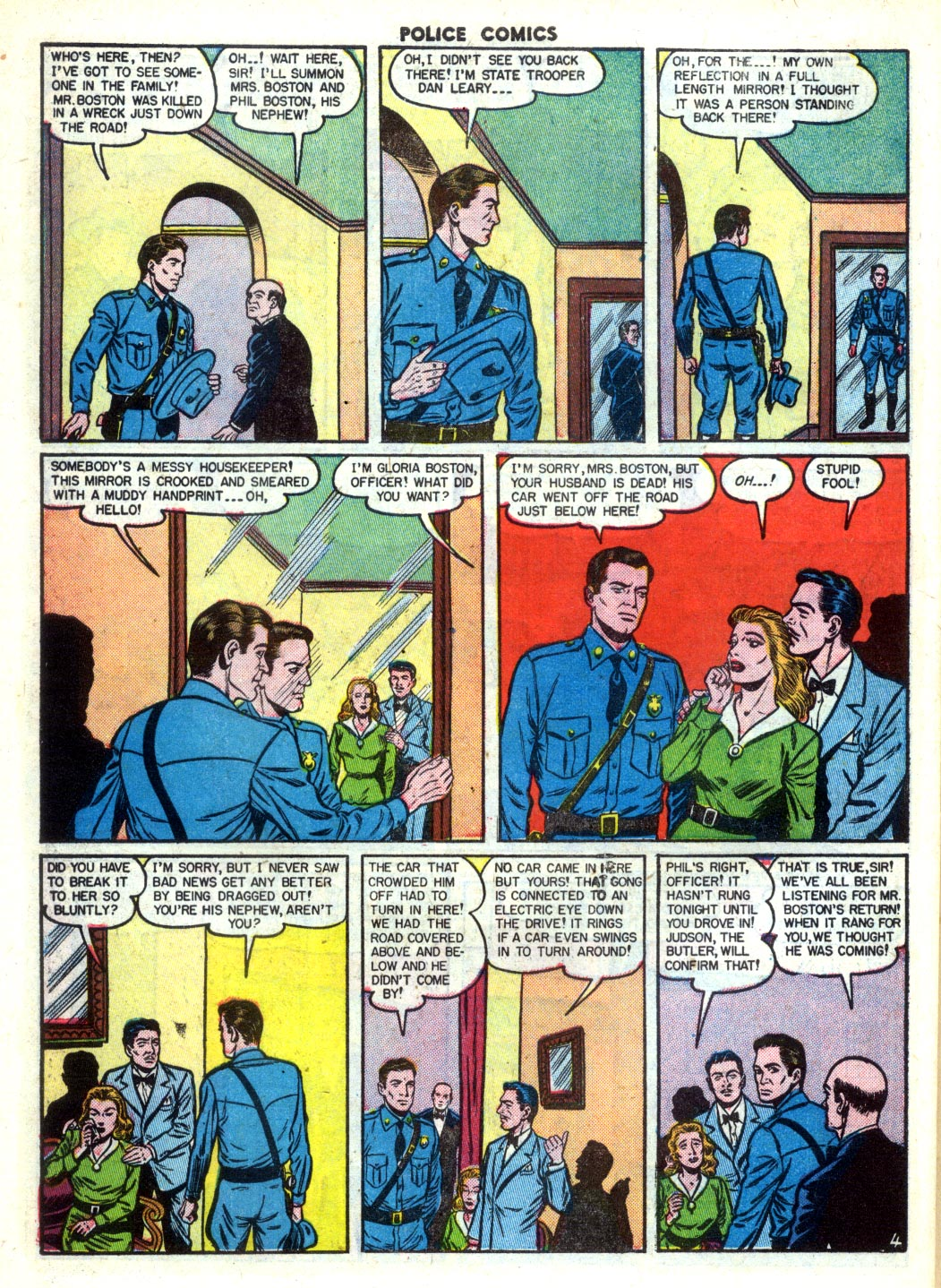 Police Comics issue 105 - Page 46