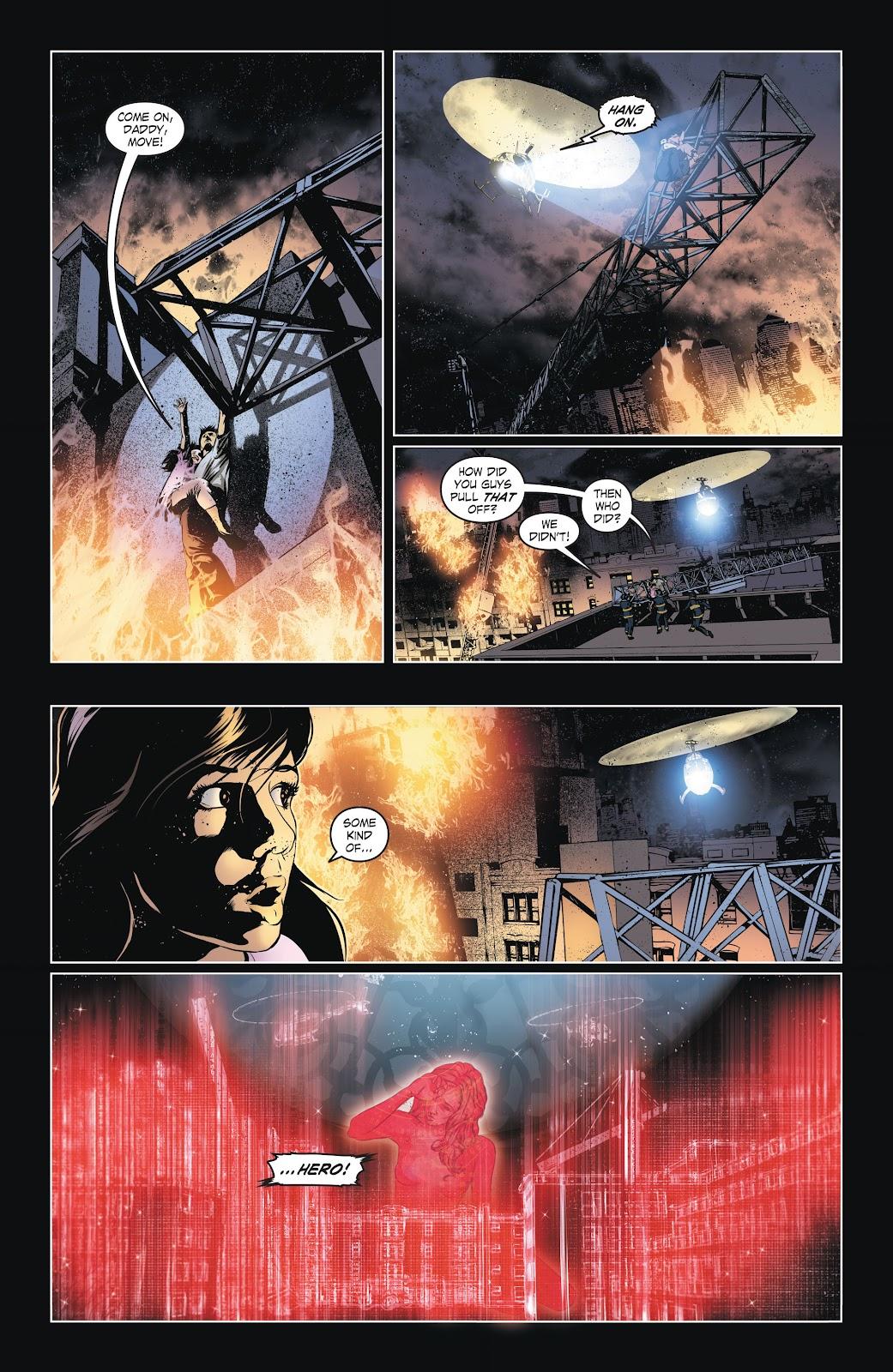 Read online Smallville Season 11 [II] comic -  Issue # TPB 6 - 25