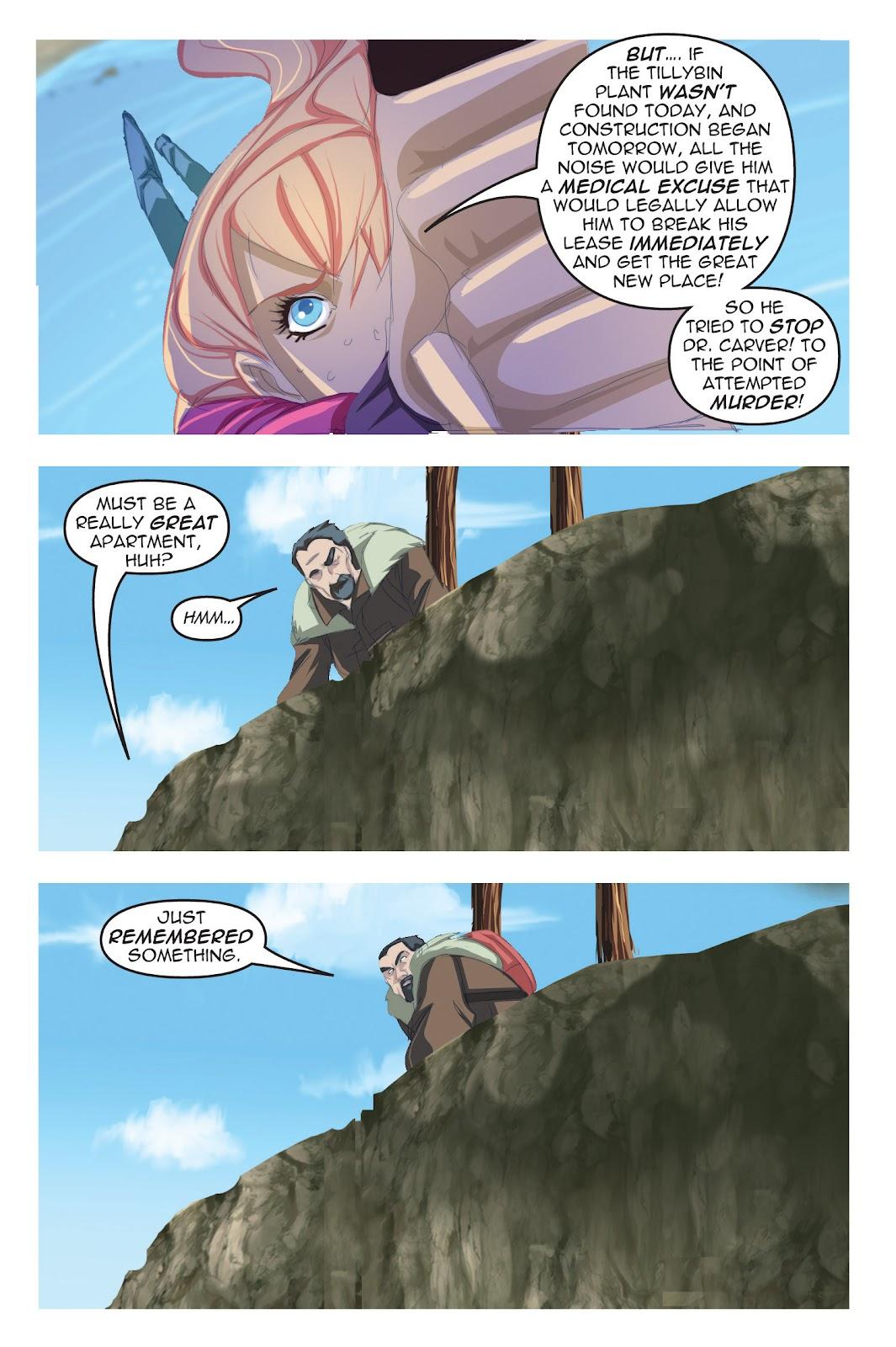 Read online Nancy Drew comic -  Issue #19 - 63