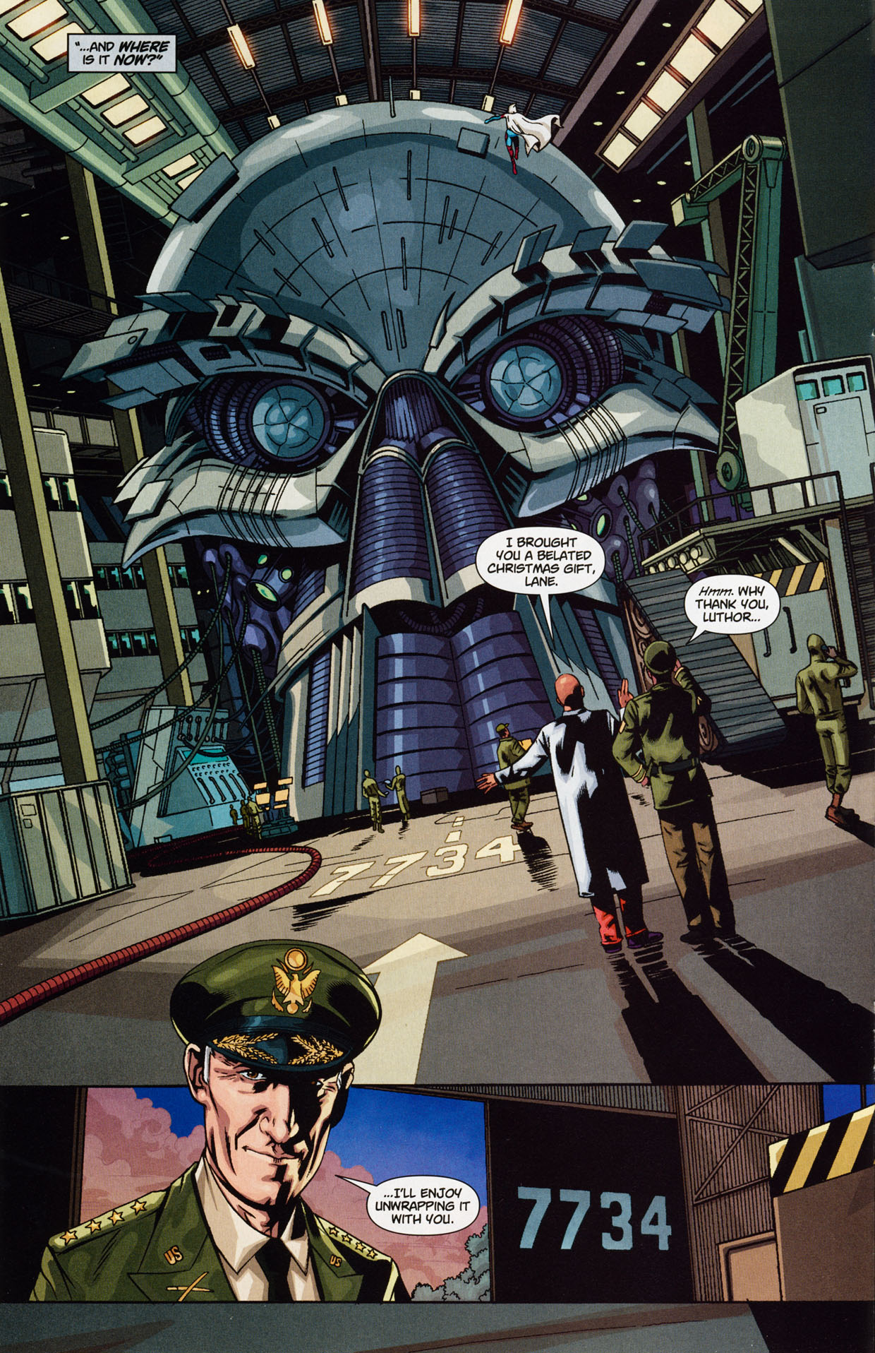 Action Comics (1938) 874 Page 12
