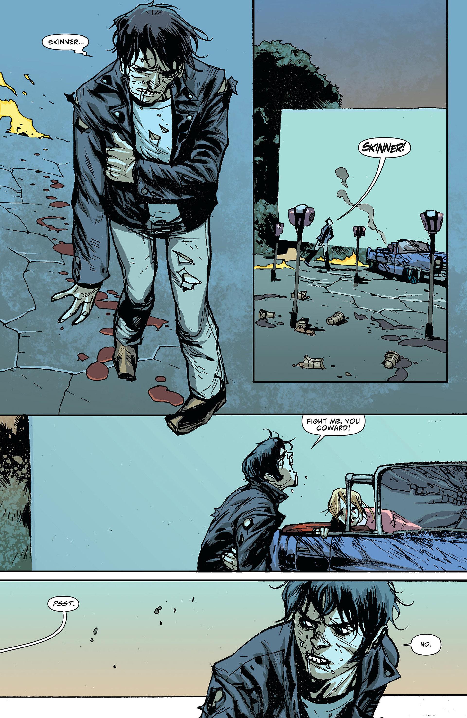 Read online American Vampire comic -  Issue #24 - 19