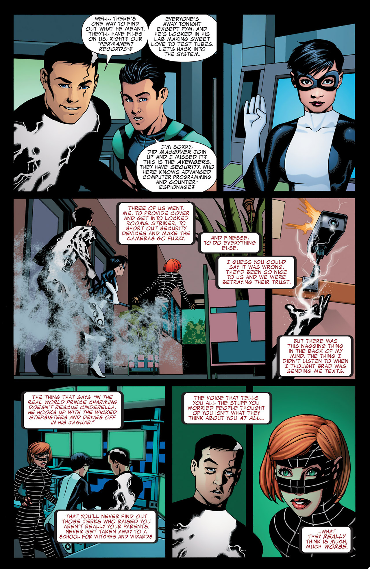 Read online Ant-Man: Season One comic -  Issue #Ant-Man: Season One Full - 118