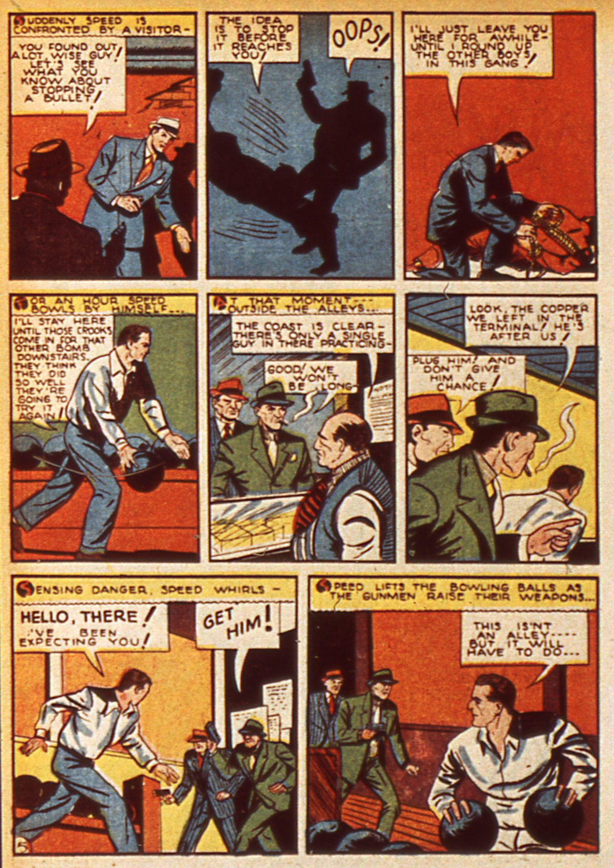 Read online Detective Comics (1937) comic -  Issue #45 - 40