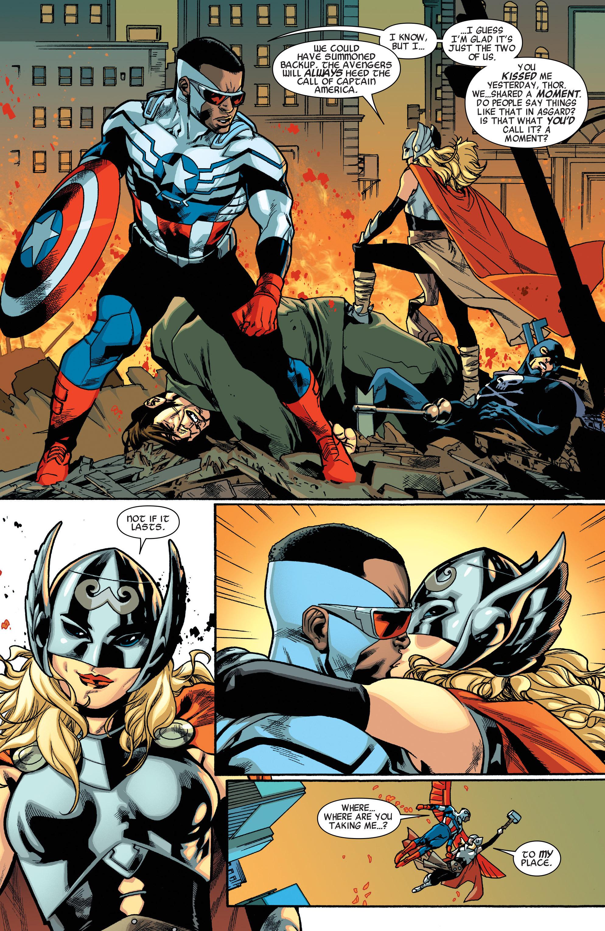 Read online All-New, All-Different Avengers comic -  Issue #5 - 4