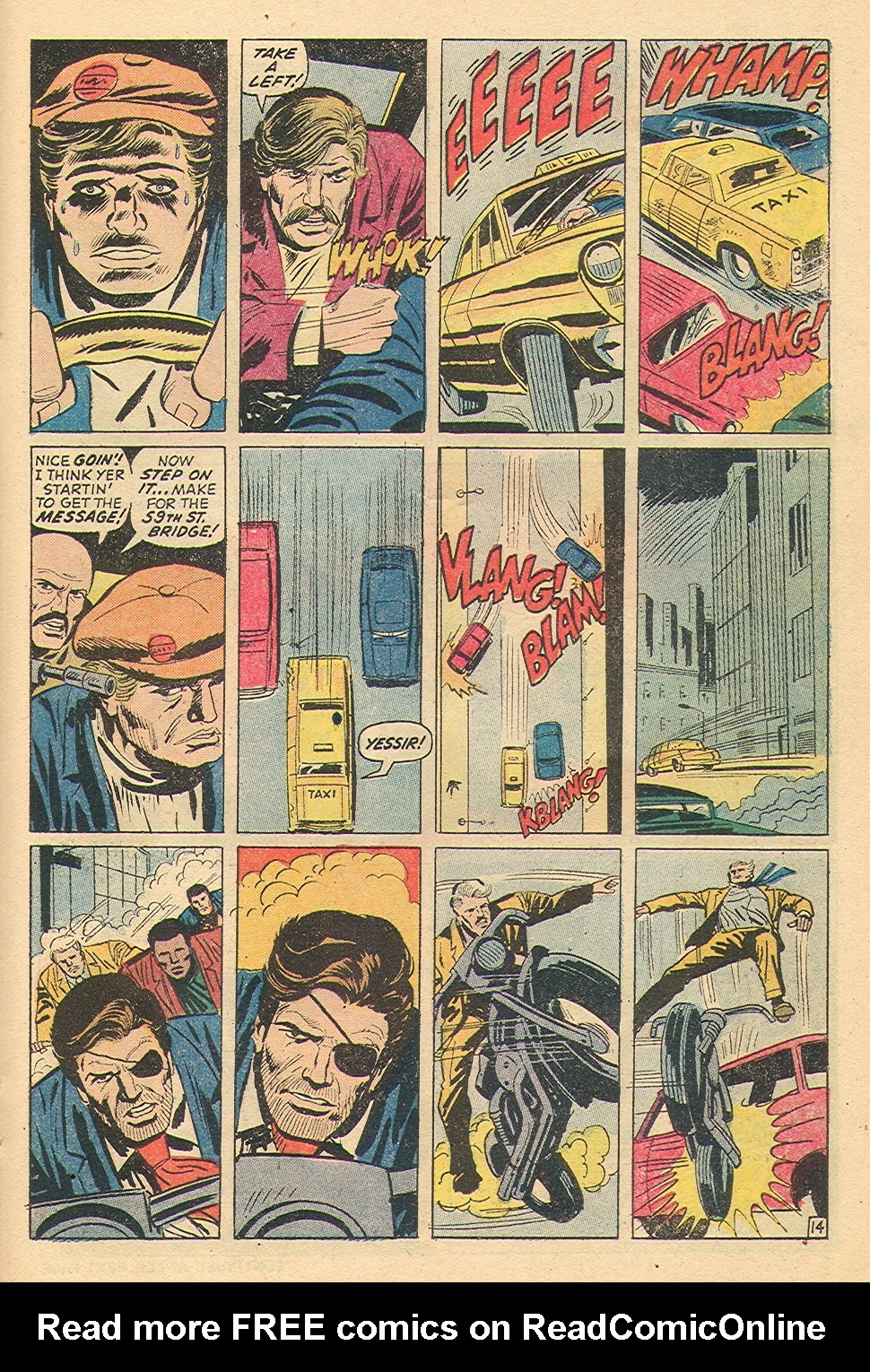 Read online Sgt. Fury comic -  Issue #100 - 22