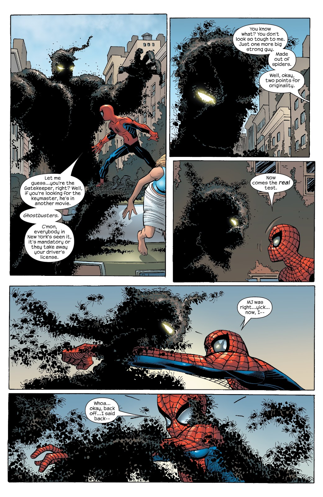 The Amazing Spider-Man by JMS Ultimate Collection issue TPB 3 (Part 2) - Page 4