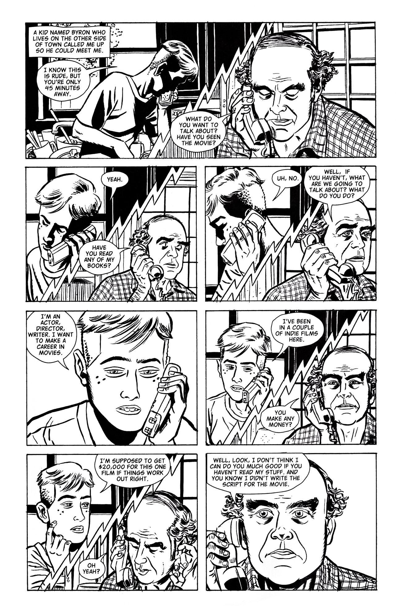 Read online American Splendor (2008) comic -  Issue #1 - 4