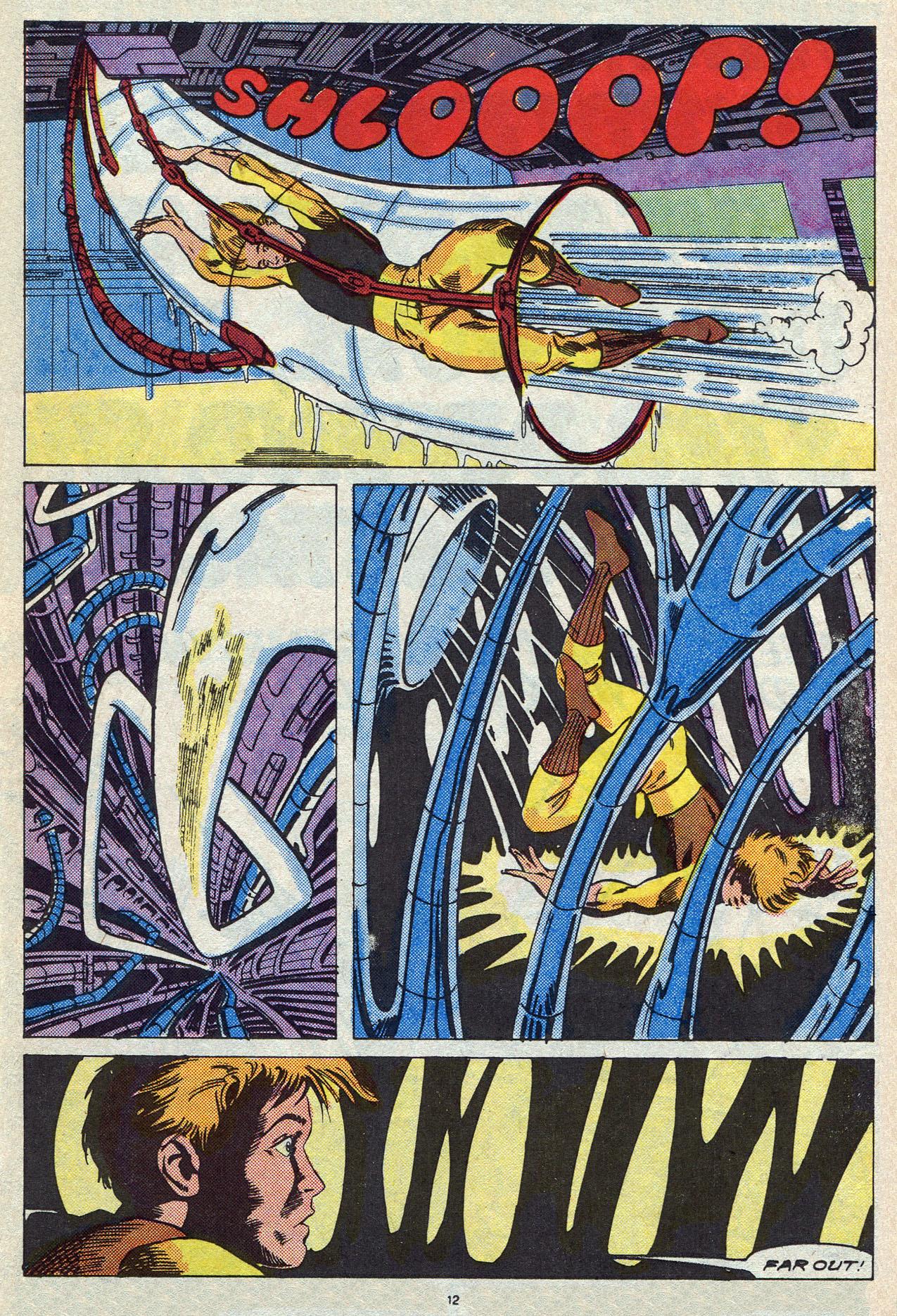Read online Alpha Flight (1983) comic -  Issue #56 - 17