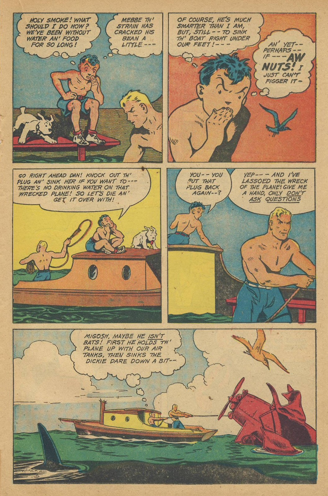 Read online Famous Funnies comic -  Issue #150 - 33
