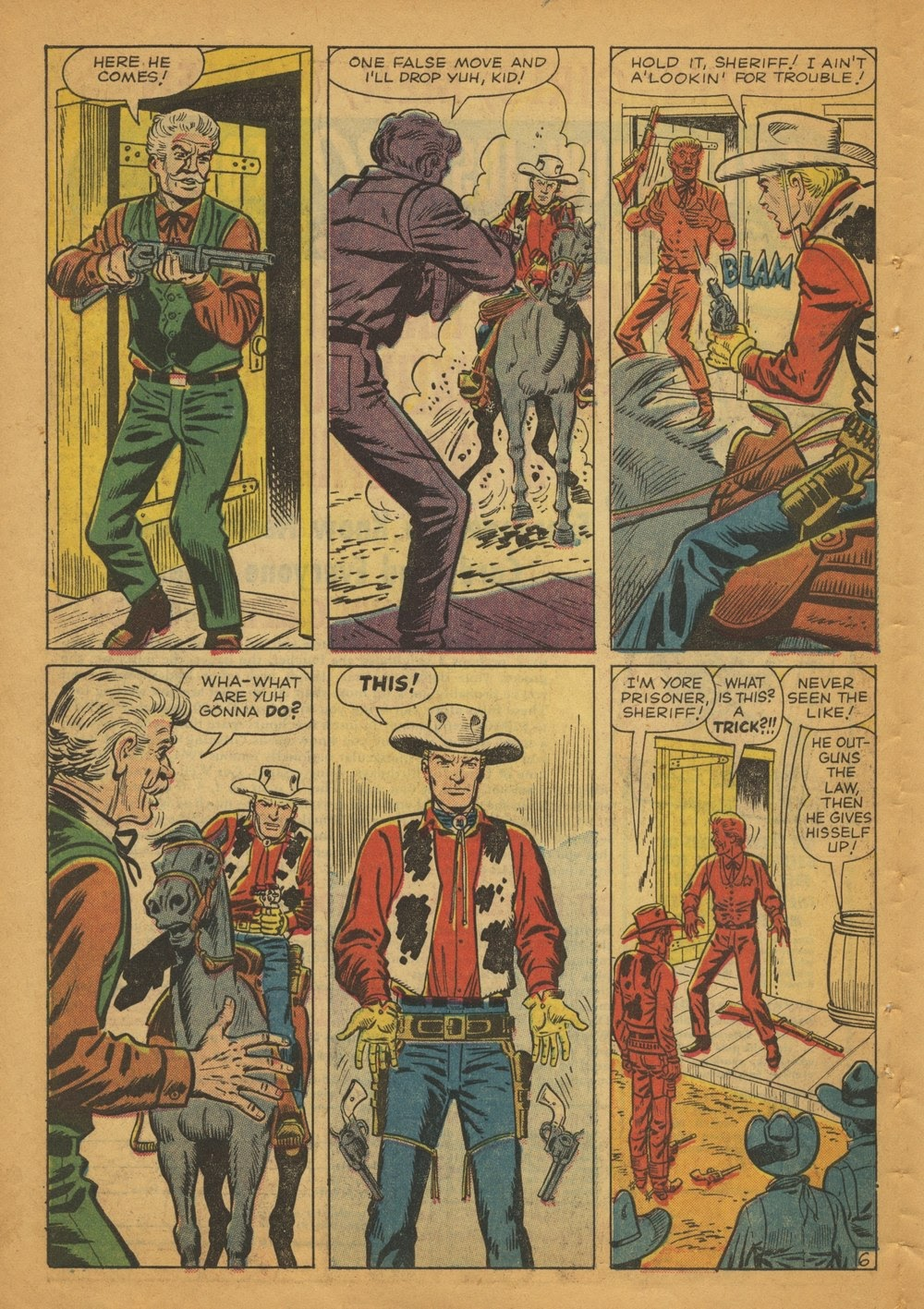 Kid Colt Outlaw issue 97 - Page 10