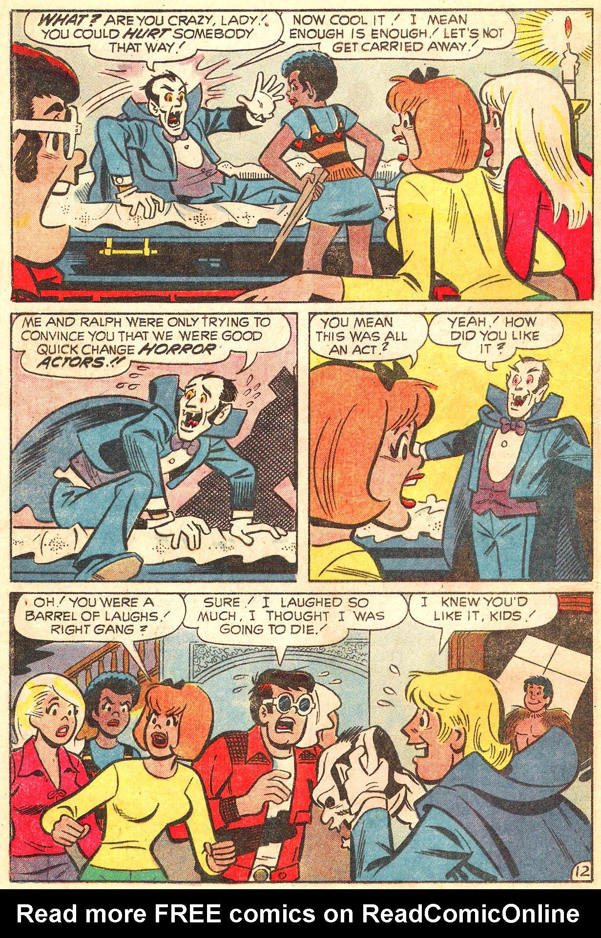 Read online She's Josie comic -  Issue #64 - 16