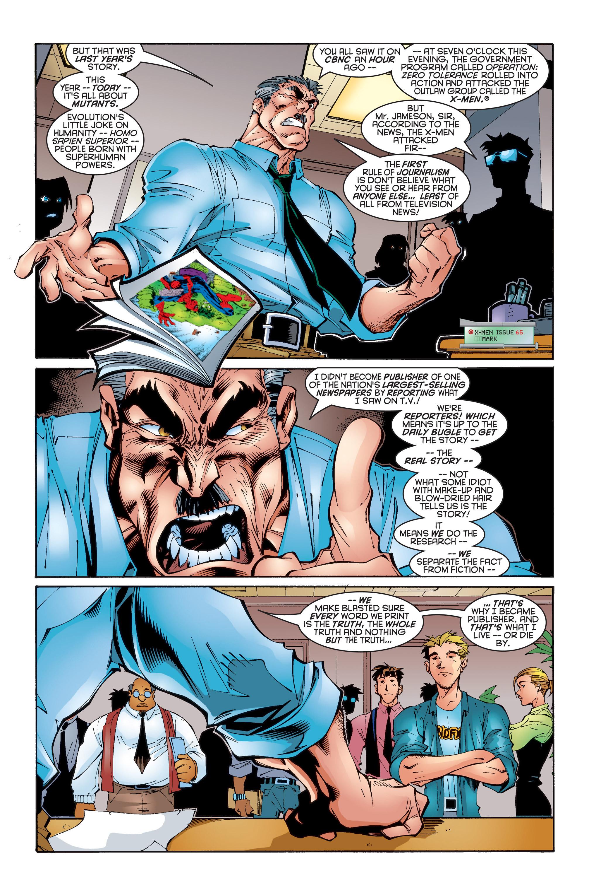 Read online Uncanny X-Men (1963) comic -  Issue #346 - 3