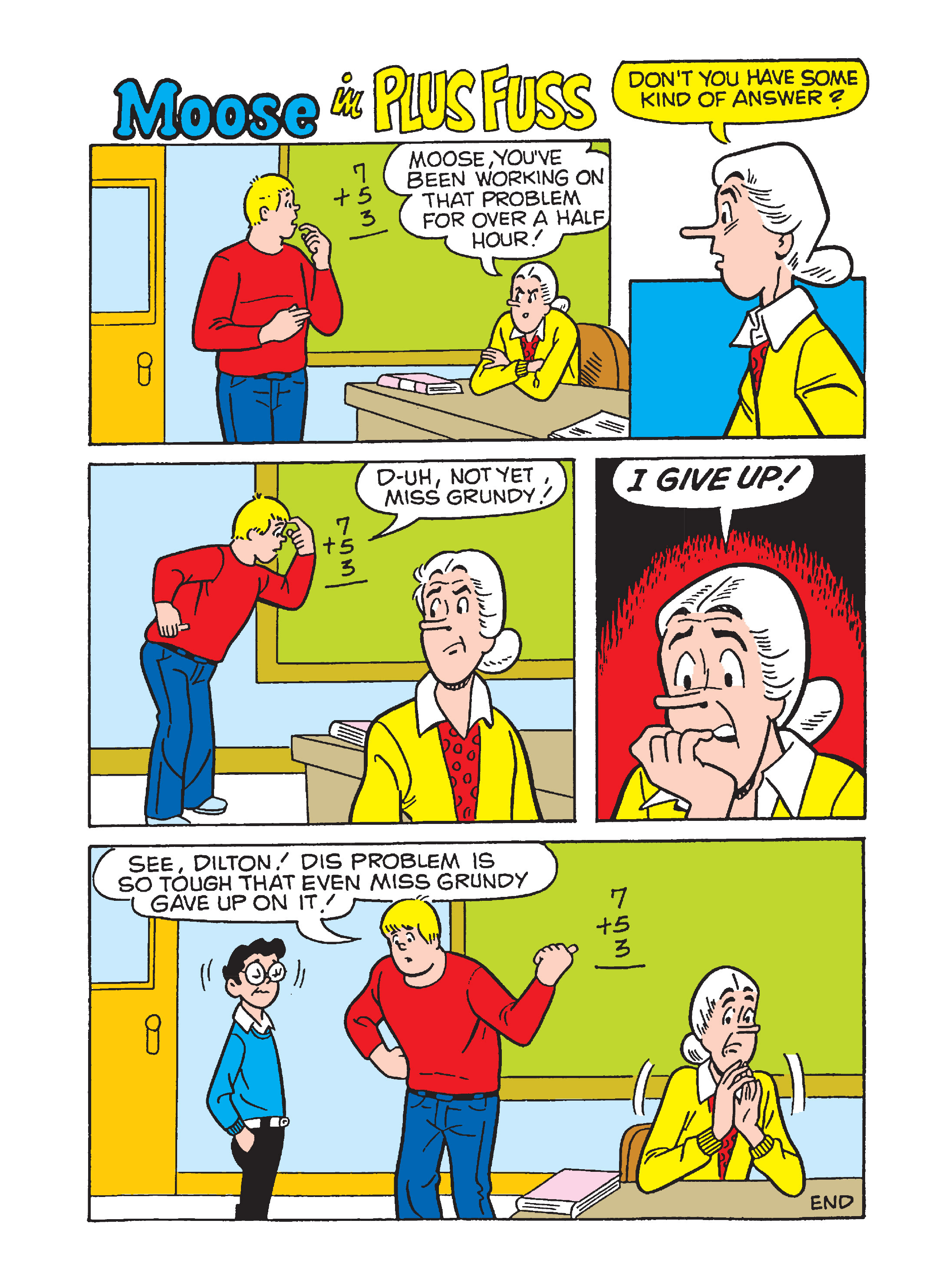 Read online Archie's Funhouse Double Digest comic -  Issue #1 - 143